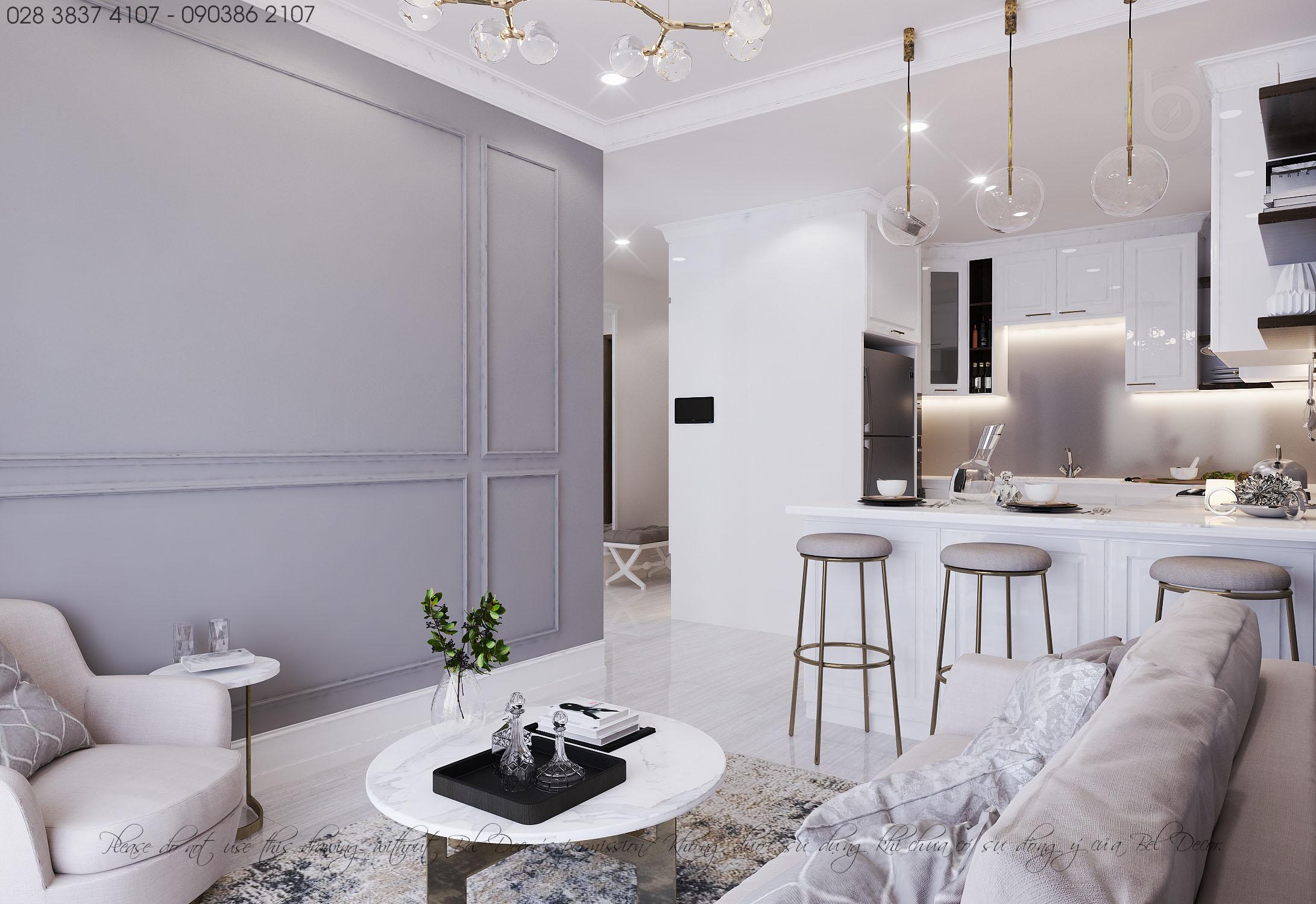 thiết kế nội thất chung cư tại Hồ Chí Minh THIẾT KẾ NỘI THẤT CĂN HỘ (HO1895) 1 1557475035