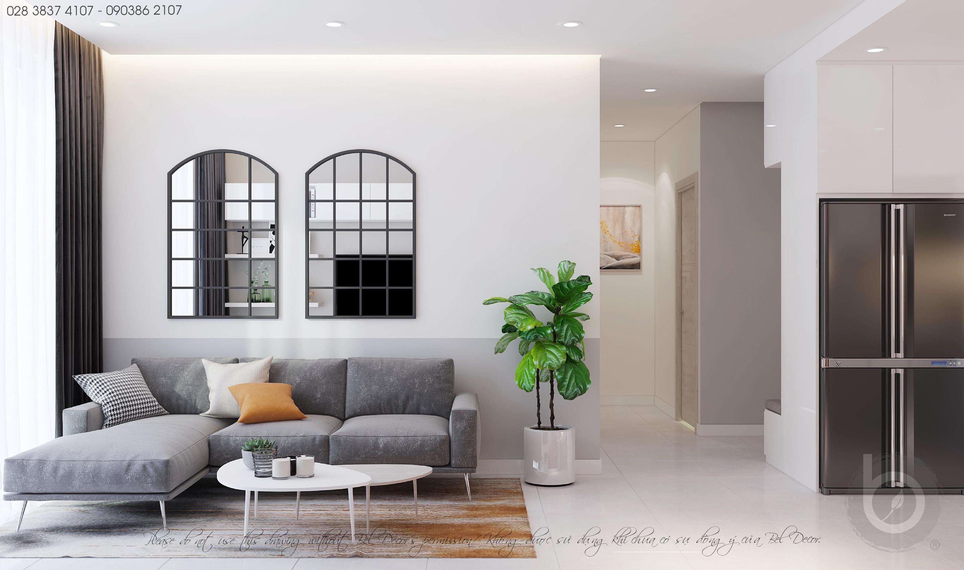 thiết kế nội thất chung cư tại Hồ Chí Minh THIẾT KẾ NỘI THẤT CĂN HỘ (HO1893) 1 1562656157