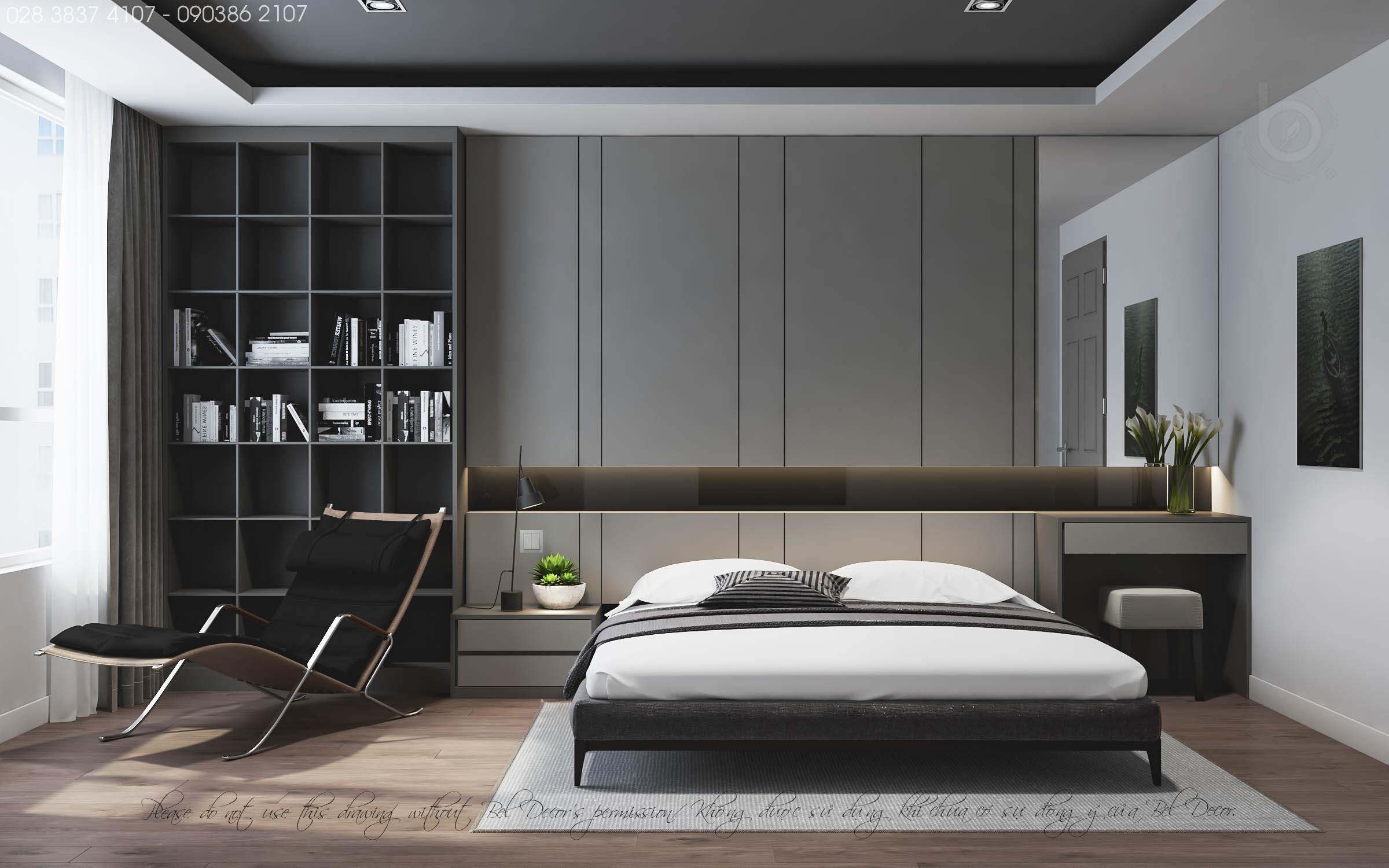 thiết kế nội thất chung cư tại Hồ Chí Minh THIẾT KẾ NỘI THẤT CĂN HỘ (HO1902) 2 1560306006