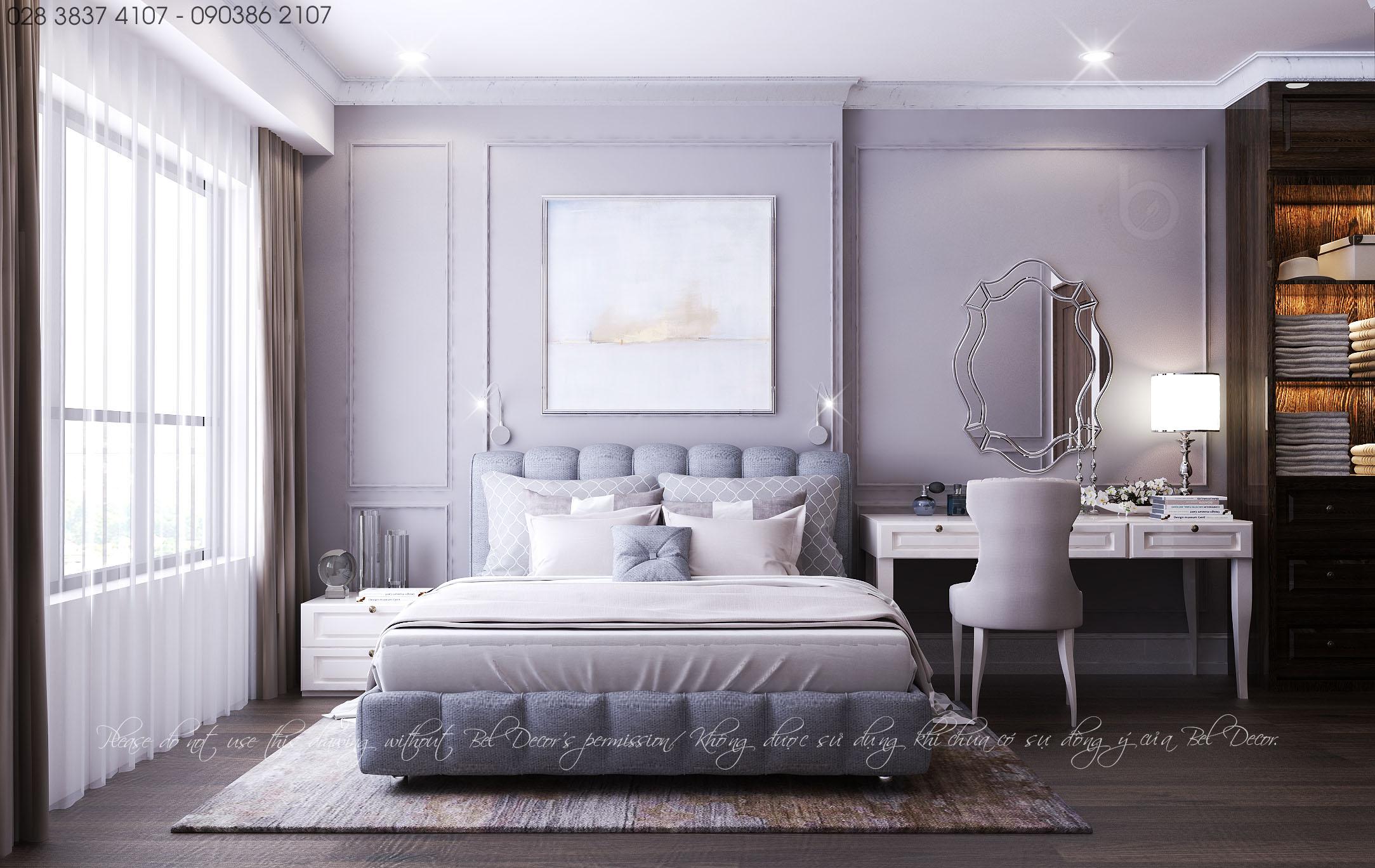 thiết kế nội thất chung cư tại Hồ Chí Minh THIẾT KẾ NỘI THẤT CĂN HỘ (HO1895) 4 1557475034