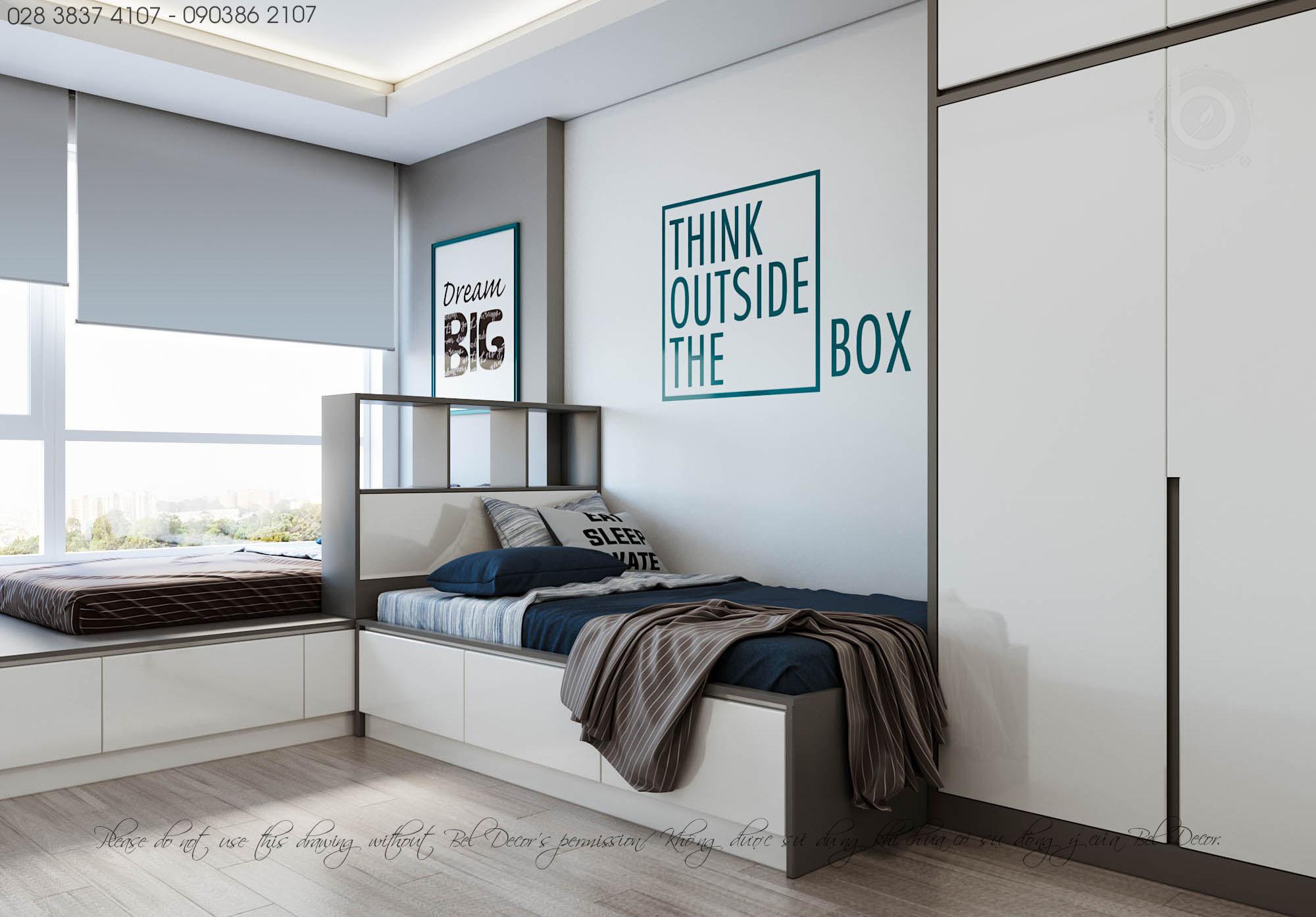 thiết kế nội thất chung cư tại Hồ Chí Minh THIẾT KẾ NỘI THẤT CĂN HỘ (HO1902) 4 1560306006