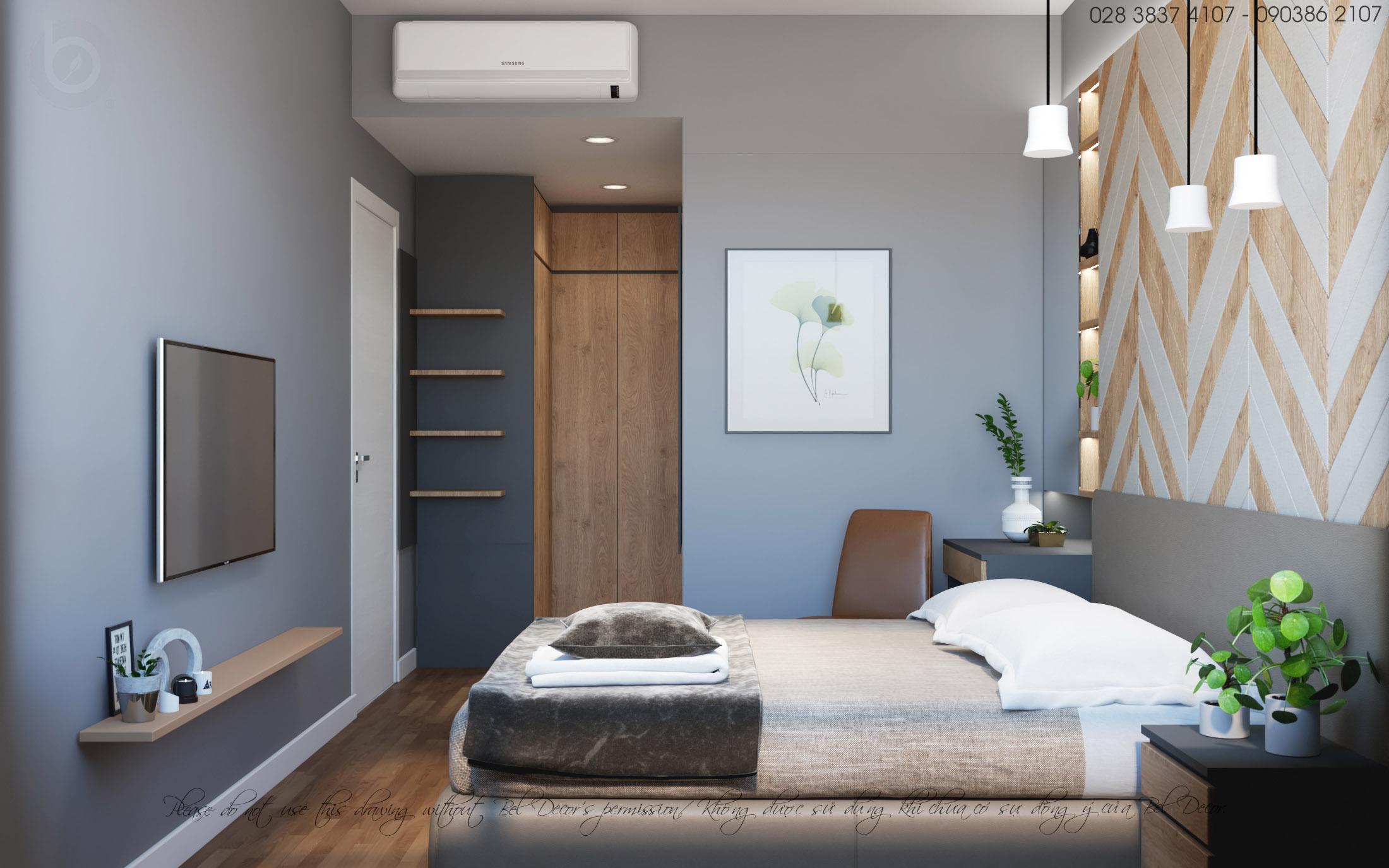thiết kế nội thất chung cư tại Hồ Chí Minh THIẾT KẾ NỘI THẤT CĂN HỘ (HO1926) 4 1562655943