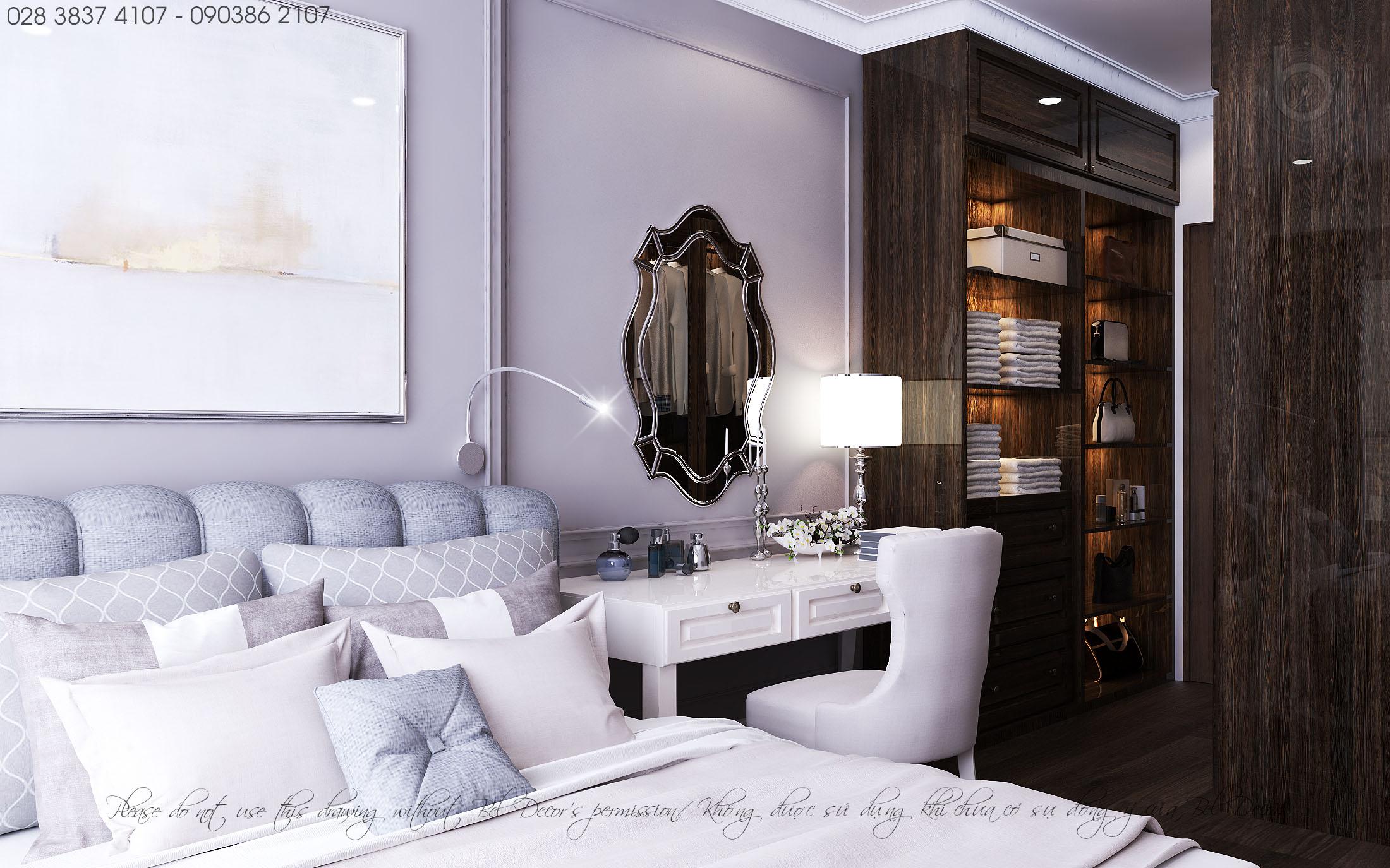 thiết kế nội thất chung cư tại Hồ Chí Minh THIẾT KẾ NỘI THẤT CĂN HỘ (HO1895) 5 1557475034