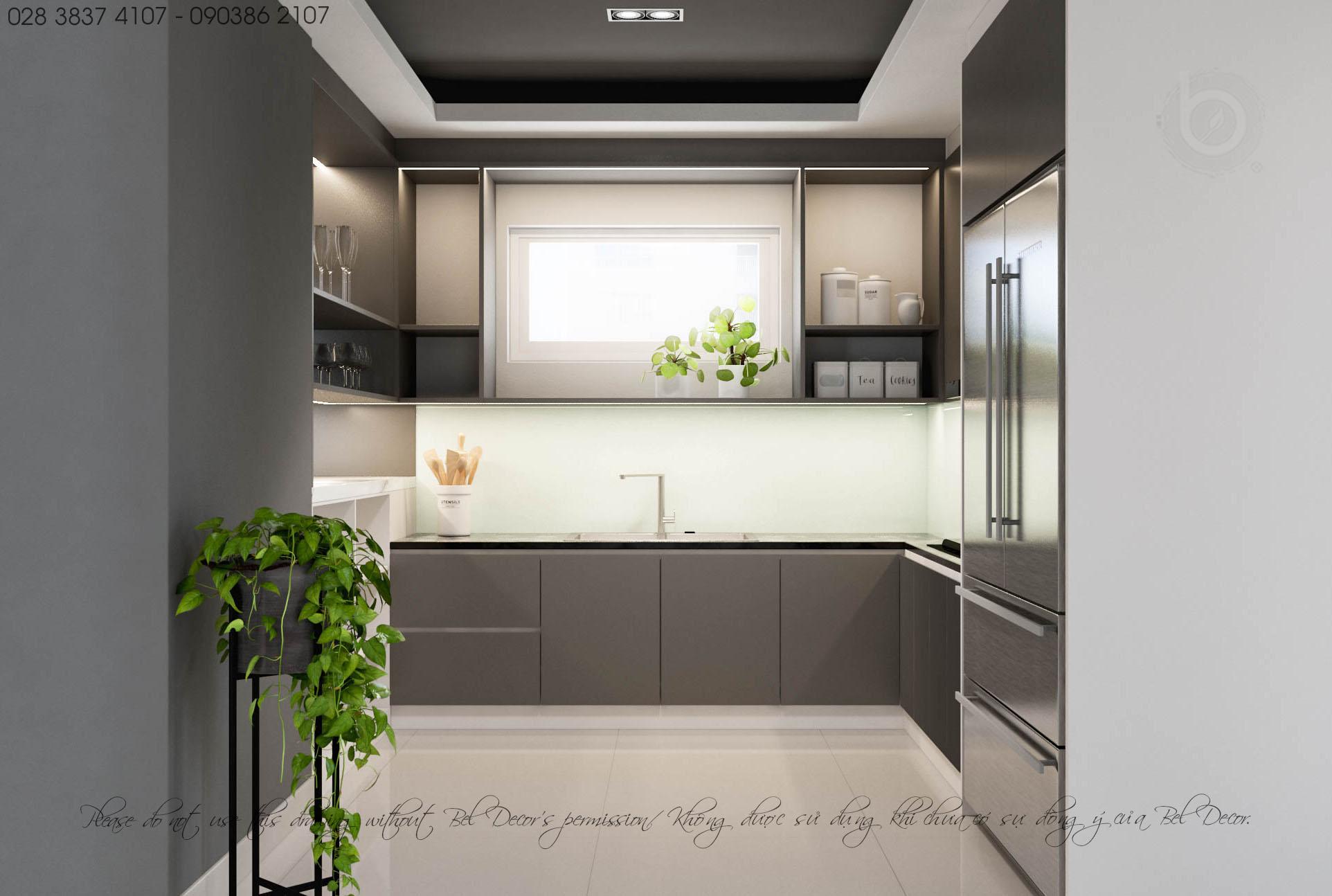 thiết kế nội thất chung cư tại Hồ Chí Minh THIẾT KẾ NỘI THẤT CĂN HỘ (HO1902) 6 1560306007