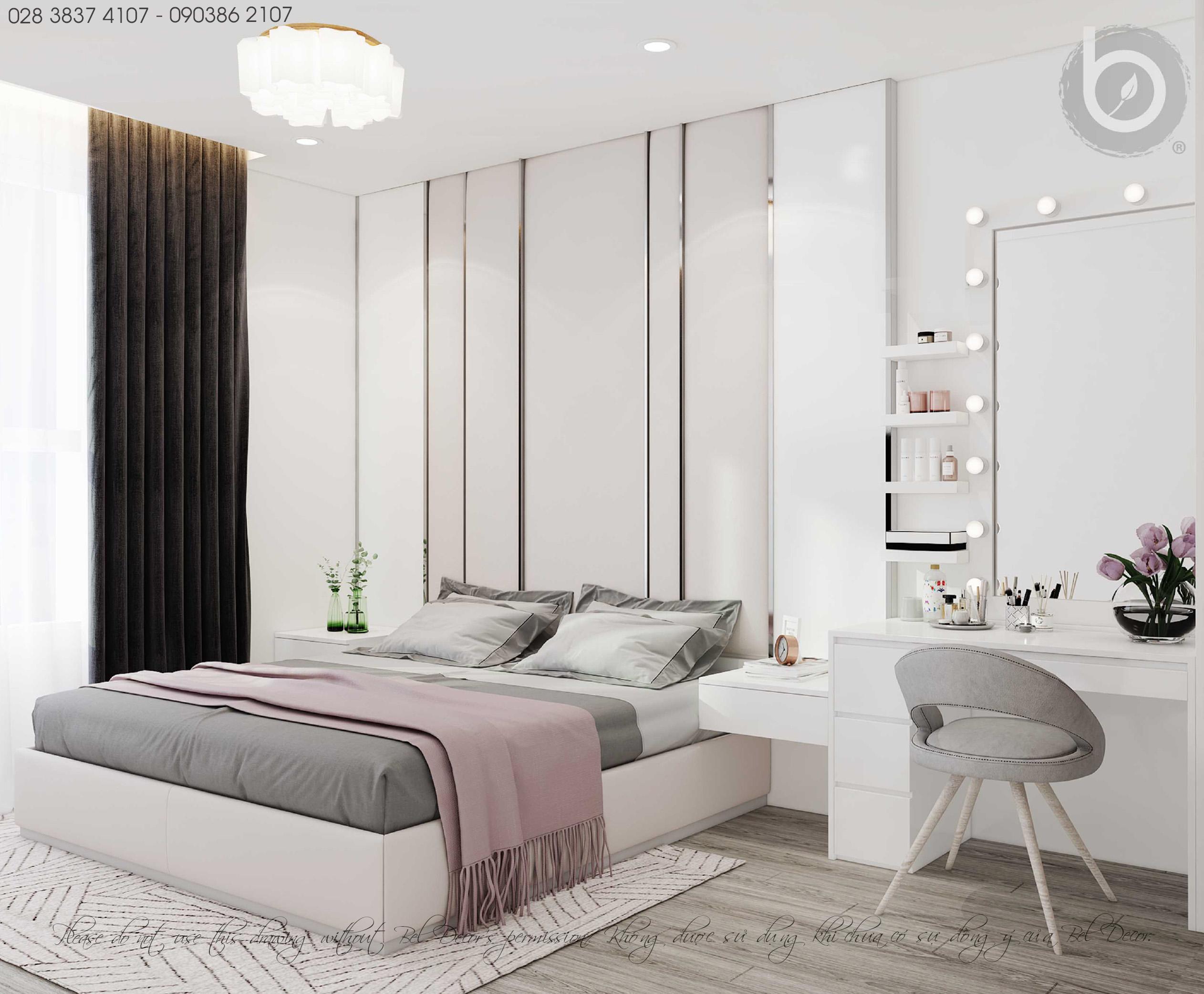 thiết kế nội thất chung cư tại Hồ Chí Minh THIẾT KẾ NỘI THẤT CĂN HỘ (HO1893) 6 1562656155