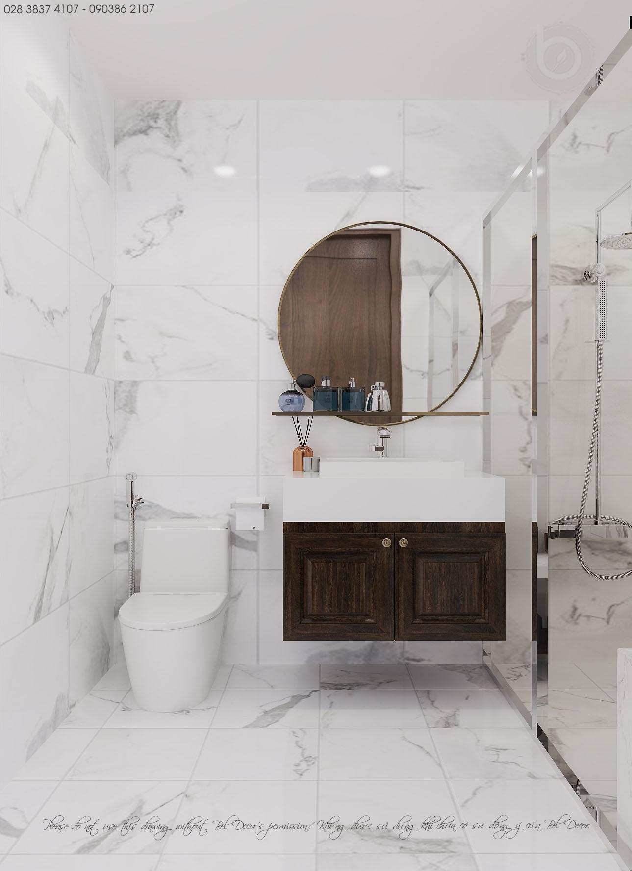 thiết kế nội thất chung cư tại Hồ Chí Minh THIẾT KẾ NỘI THẤT CĂN HỘ (HO1895) 8 1557475036