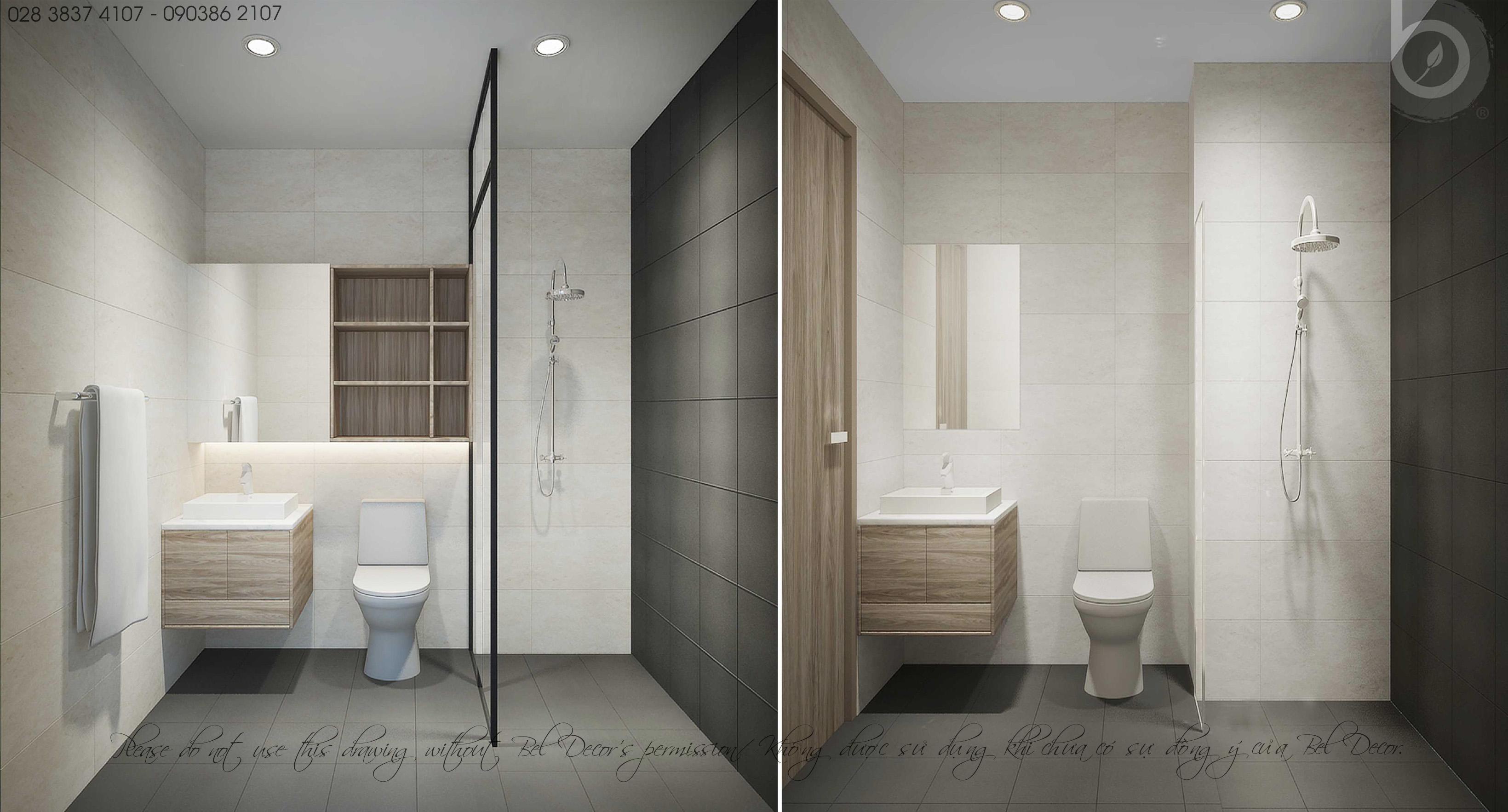 thiết kế nội thất chung cư tại Hồ Chí Minh THIẾT KẾ NỘI THẤT CĂN HỘ (HO1893) 9 1562656159