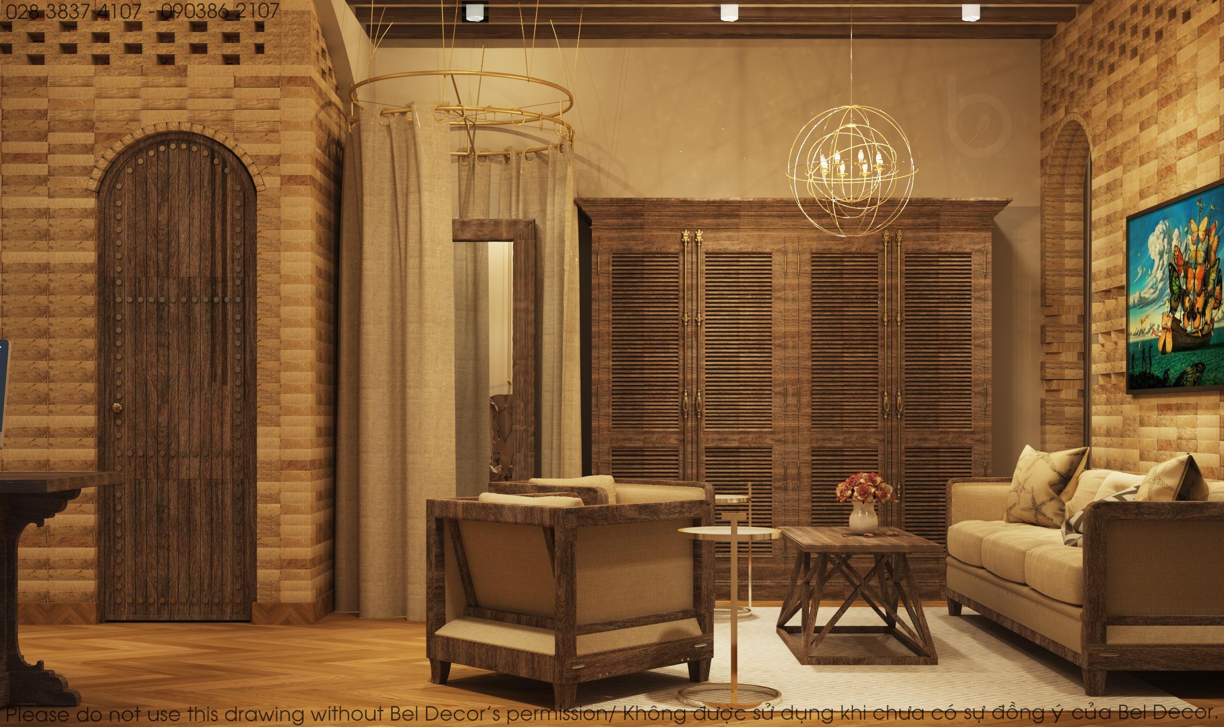 thiết kế nội thất Shop tại Hồ Chí Minh Thiết kế nội - ngoại thất Fashion Shop Antonio 10 1537428736