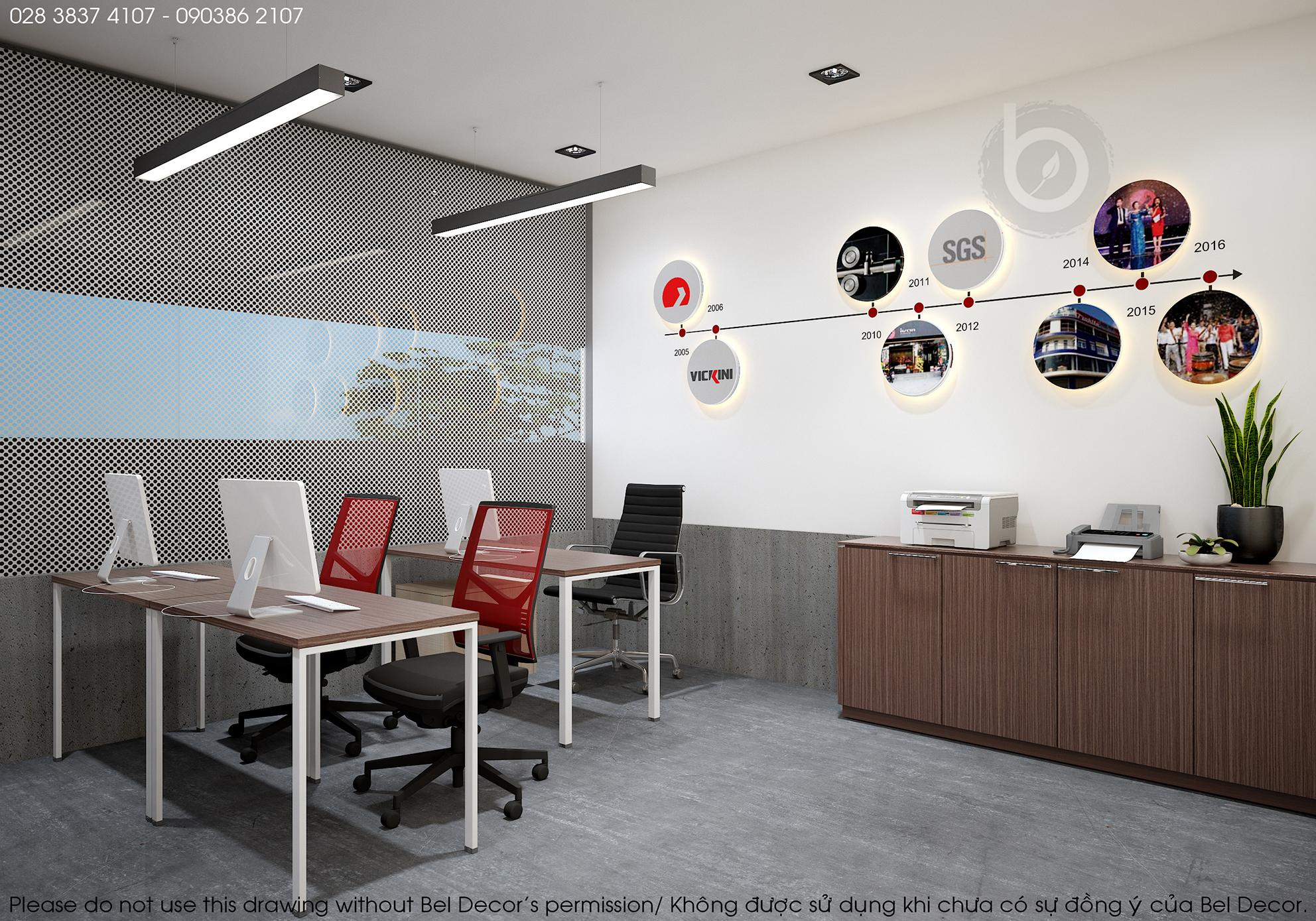 thiết kế nội thất Showroom tại Hồ Chí Minh Thiết kế nội thất Showroom (SH1801) 11 1538388027
