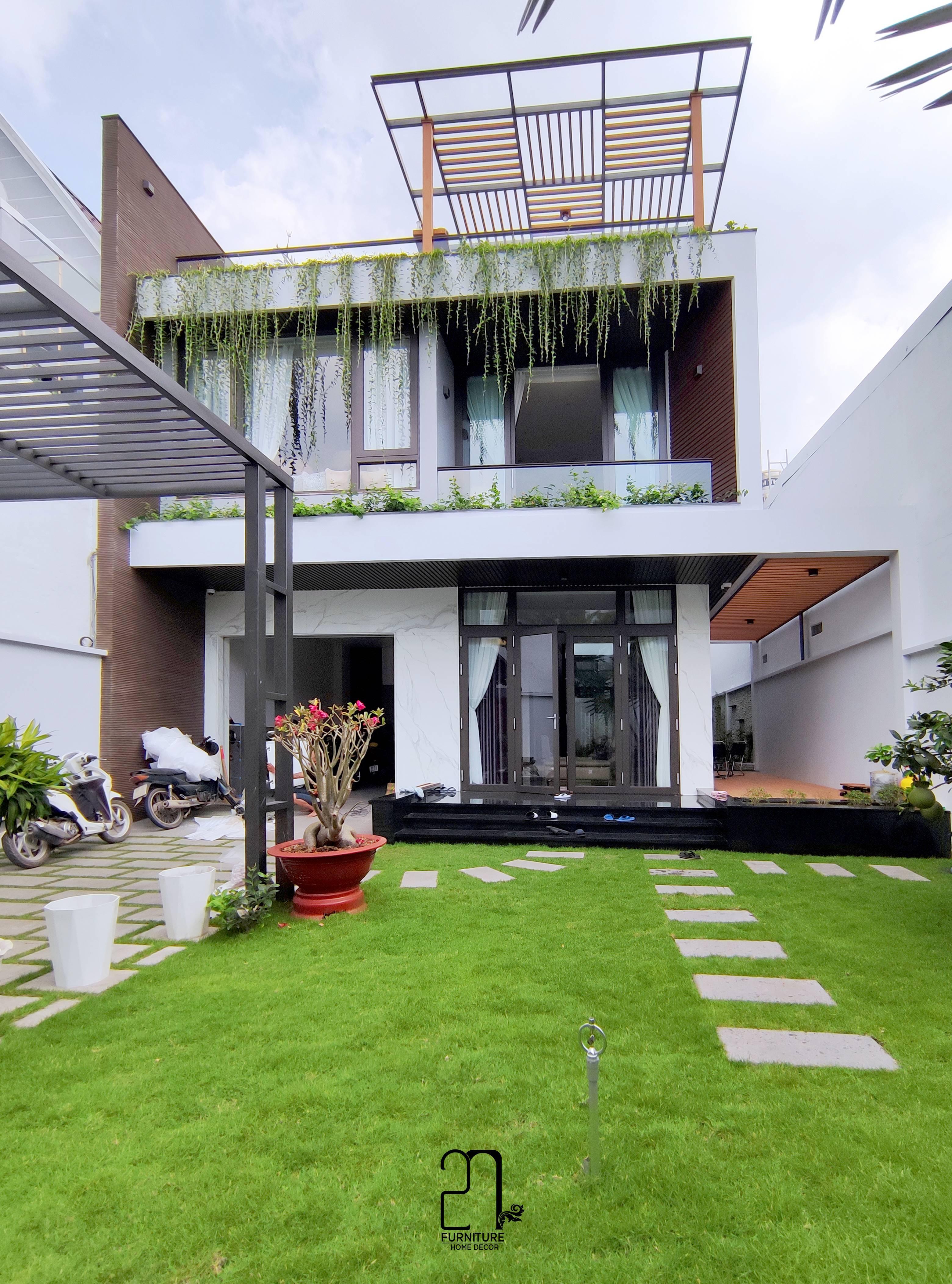 Thiết kế Biệt Thự tại Đồng Nai Thiết kế thi công biệt thự phố Biên Hòa 1631351895 8
