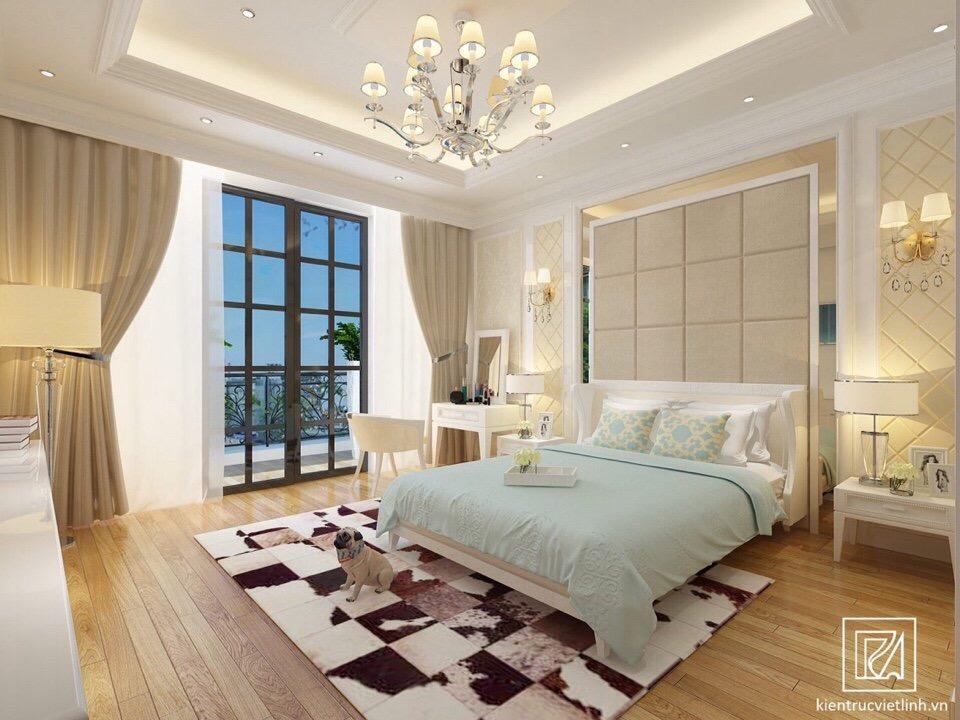 thiết kế Nhà Mặt Phố 5 tầng tại Bắc Giang Nhà lô phố tân cổ điển - nhà lô phố hiện đại 3 tầng 5 1548761497