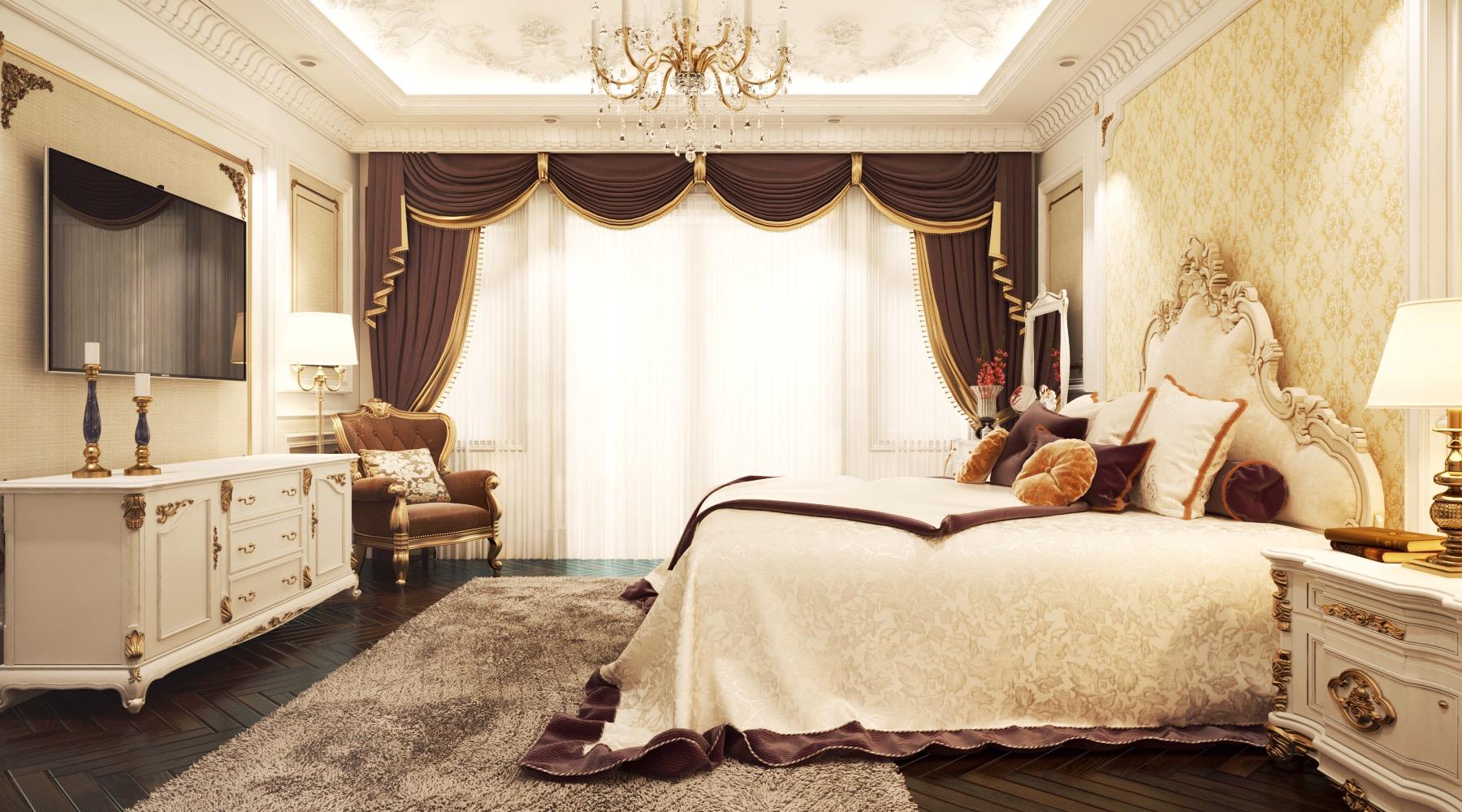 thiết kế nội thất Nhà Mặt Phố tại Bắc Giang Phòng khách cuối năm 5 1549032265