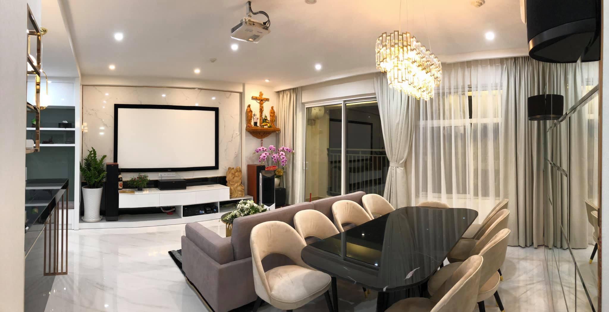 thiết kế nội thất chung cư tại Hồ Chí Minh Căn hộ 0 1563261238