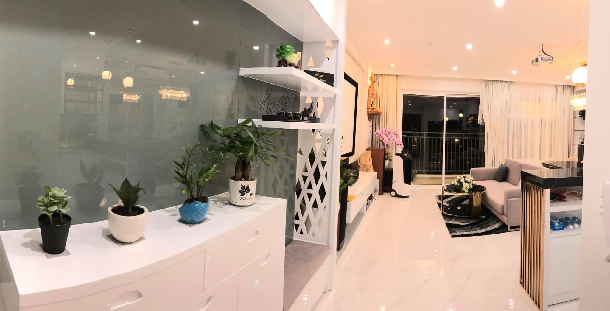thiết kế nội thất chung cư tại Hồ Chí Minh Căn hộ 1 1563261239