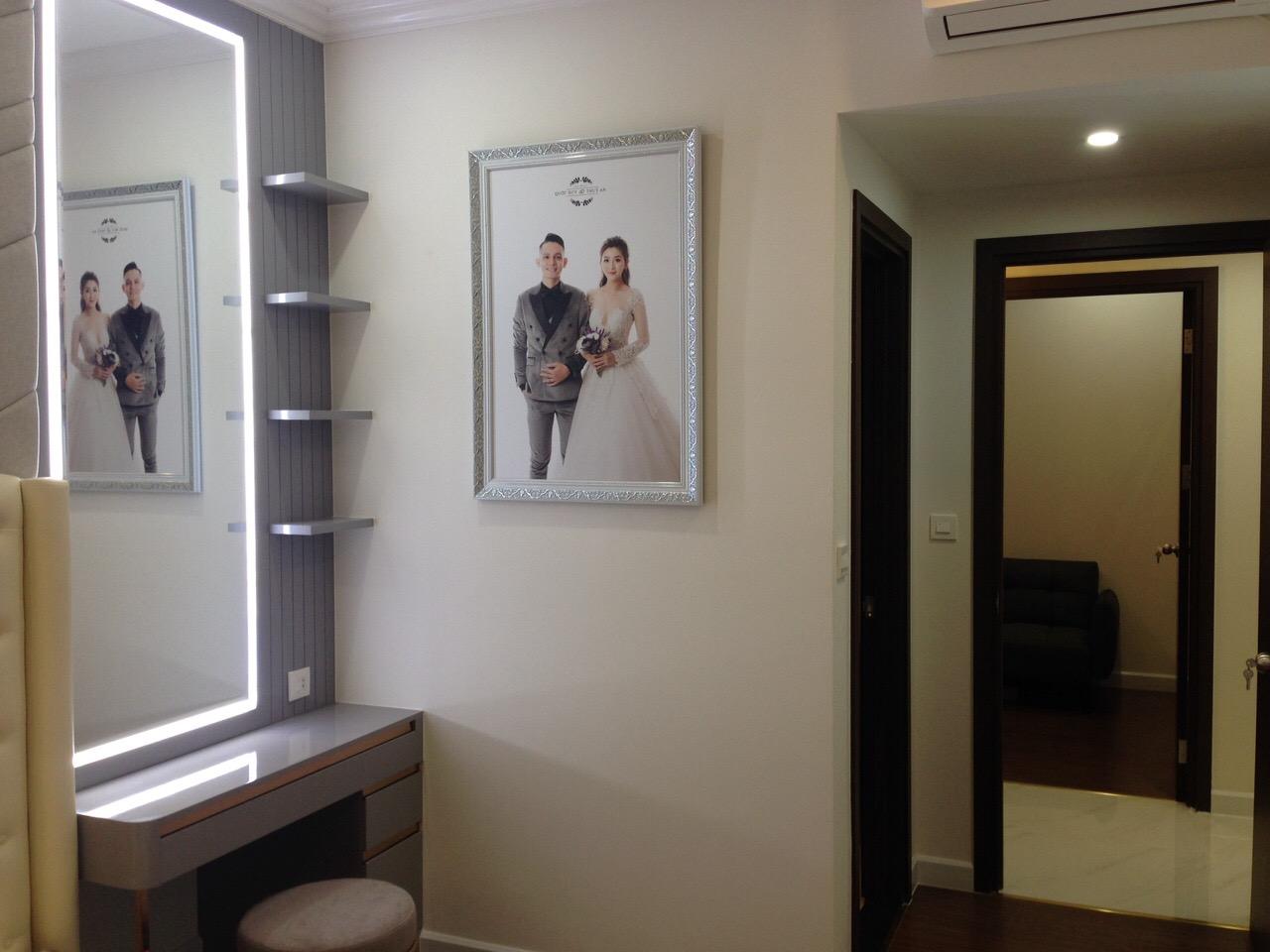 thiết kế nội thất chung cư tại Hồ Chí Minh Căn hộ 5 1563261240