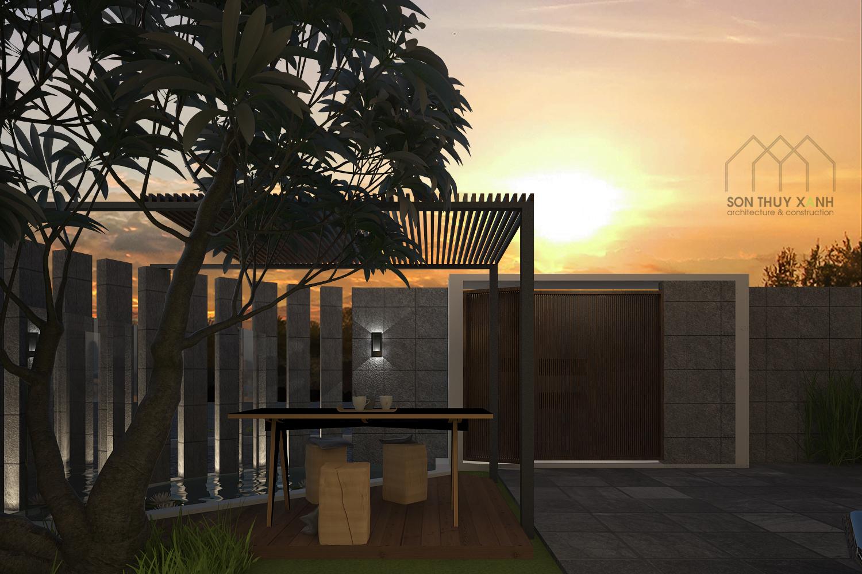 thiết kế Nội thất Biệt Thự 4 tầng Biệt thự Đoàn Khuê - Đa Phước 8 97