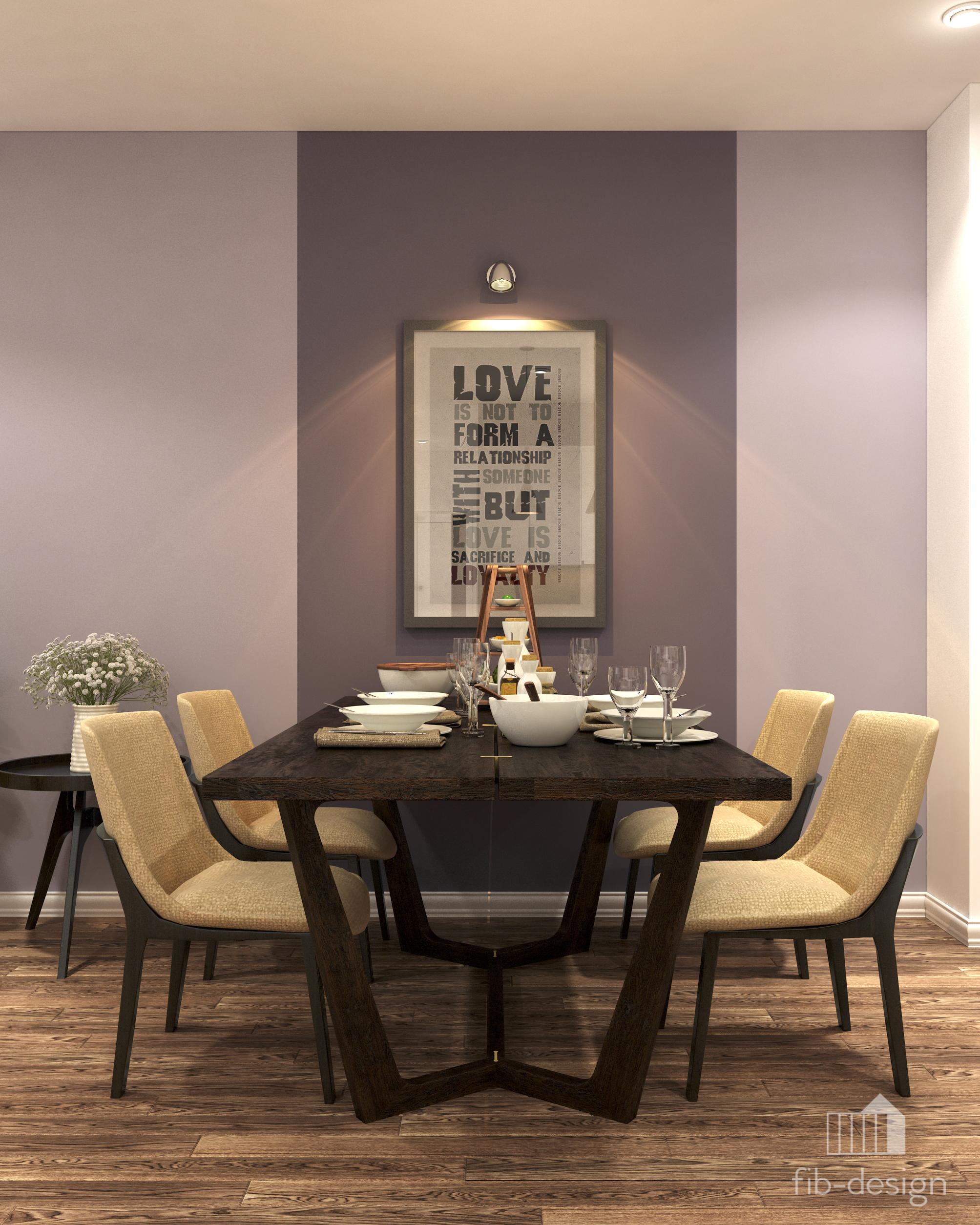 thiết kế nội thất chung cư tại Hà Nội P714 Chung cư GOLDSiLK 5 1544083442