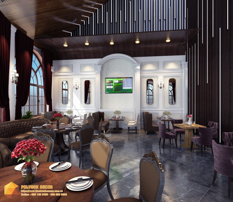 thiết kế nội thất Nhà Hàng tại Hải Dương OPERA CLUB 3 1561950474