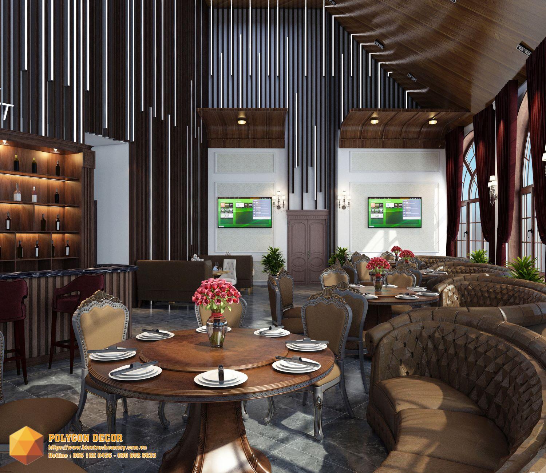 thiết kế nội thất Nhà Hàng tại Hải Dương OPERA CLUB 5 1561950474