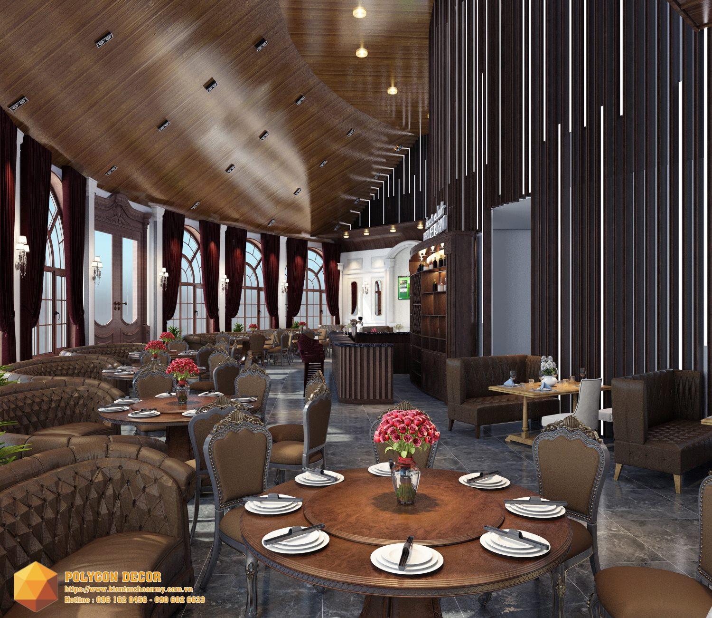 thiết kế nội thất Nhà Hàng tại Hải Dương OPERA CLUB 6 1561950475