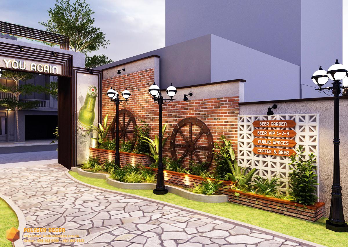 thiết kế nội thất Nhà Hàng tại Nam Định GOLDEN BEER - NAM ĐỊNH 5 1561950729