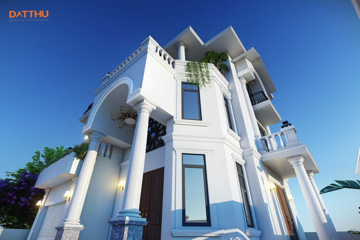 Thiết kế Biệt Thự tại Bình Dương Biệt Thự Bình Dương 1610787801 2