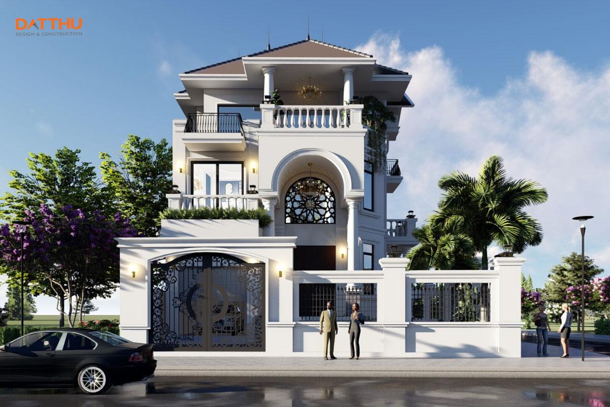 Thiết kế Biệt Thự tại Bình Dương Biệt Thự Bình Dương 1610787801 3