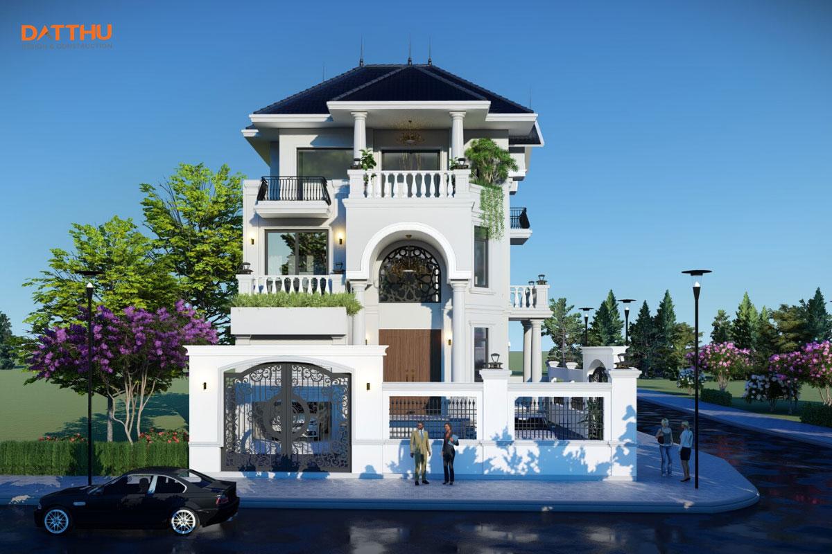 Thiết kế Biệt Thự tại Bình Dương Biệt Thự Bình Dương 1610787801 4