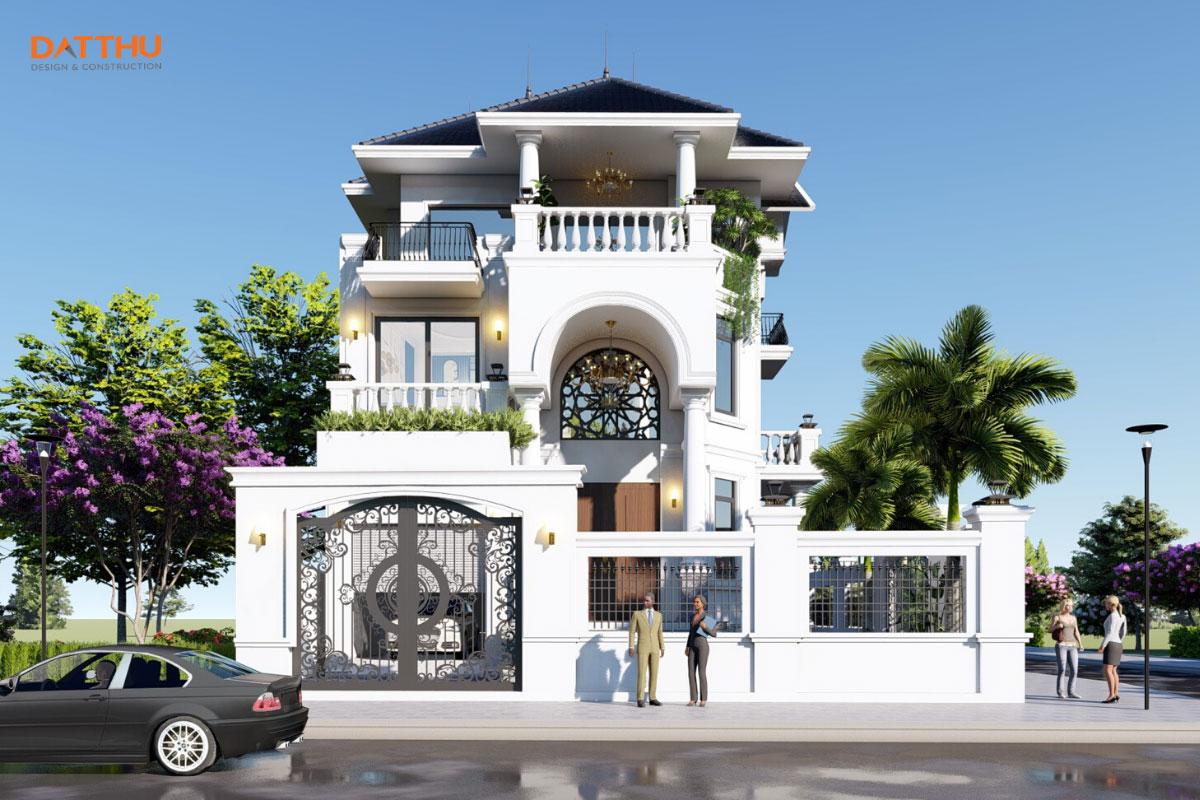 Thiết kế Biệt Thự tại Bình Dương Biệt Thự Bình Dương 1610787803 1