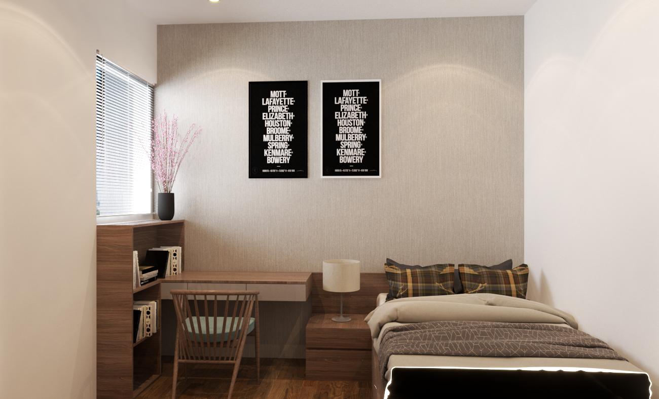 Thiết kế nội thất Chung Cư tại Bình Dương The Habitat -1 1602161559 9