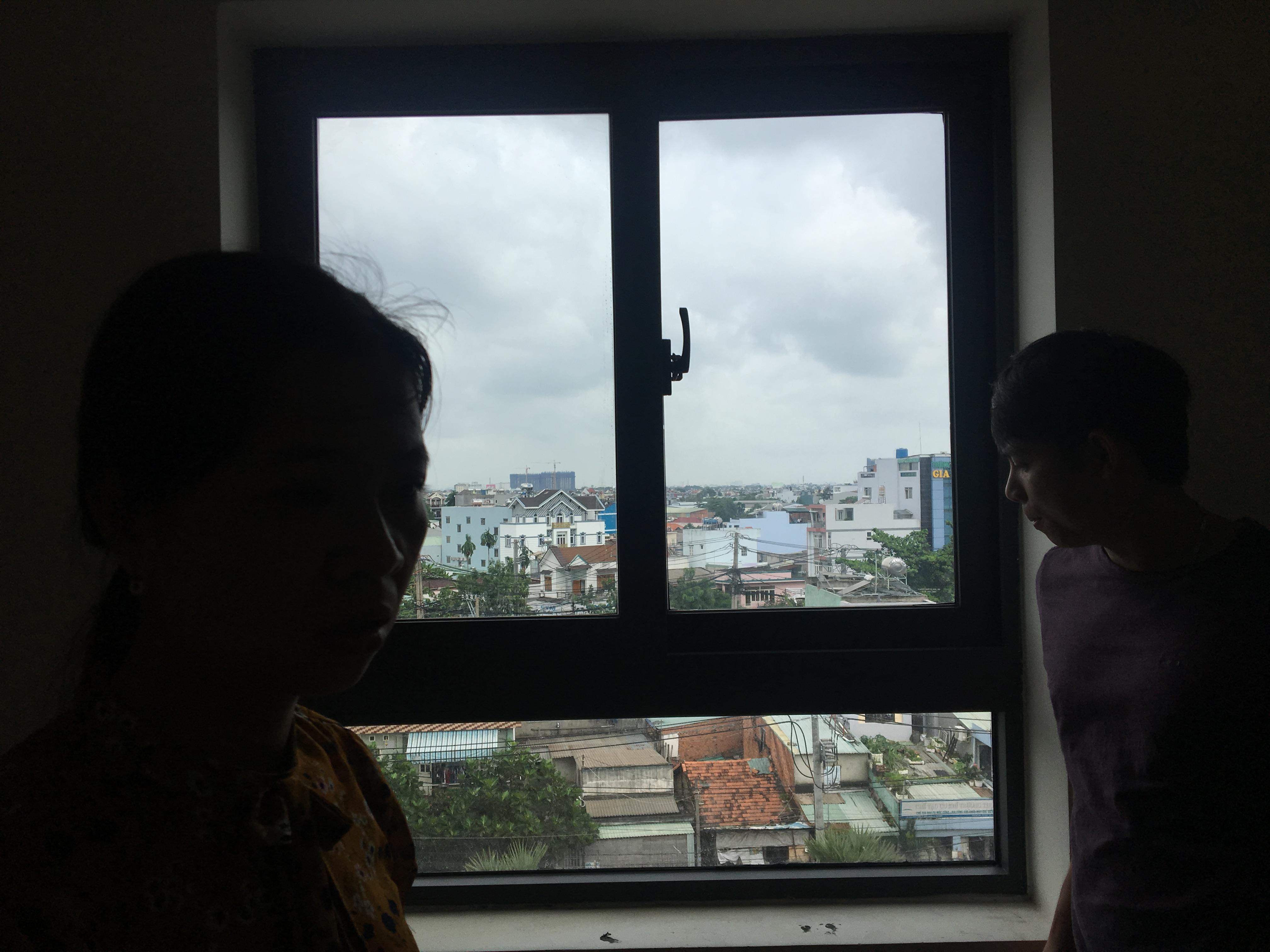 thiết kế nội thất chung cư tại Hồ Chí Minh Căn hộ anh Sáng 4 1562434325