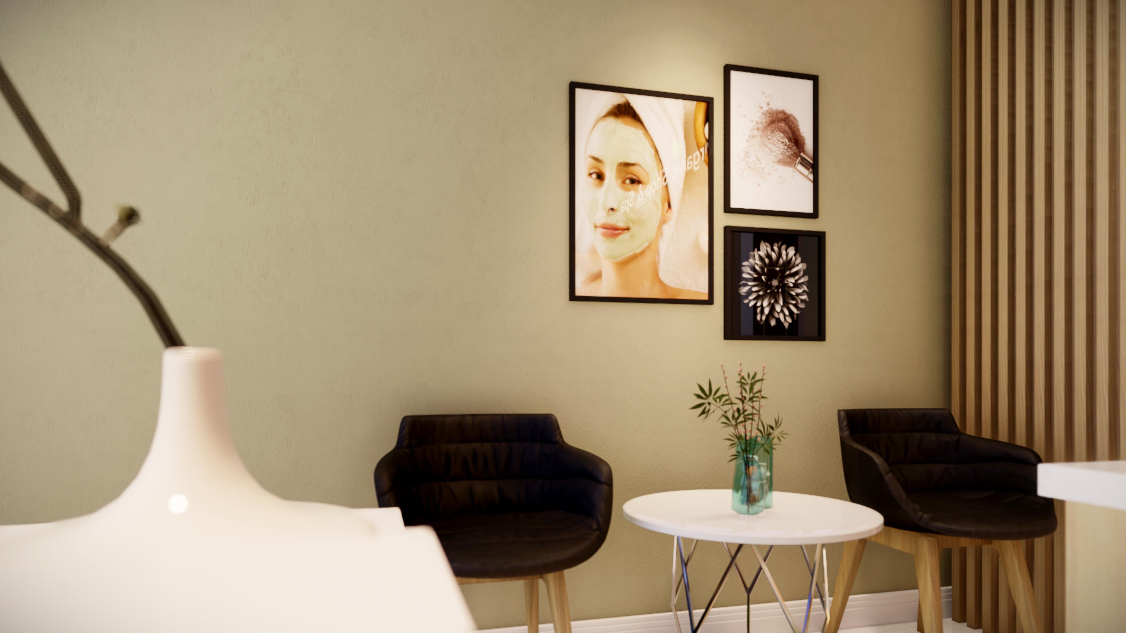 Thiết kế nội thất Spa tại Hồ Chí Minh HCM.MRGIANG-SHOP&SPA 1590203829 3