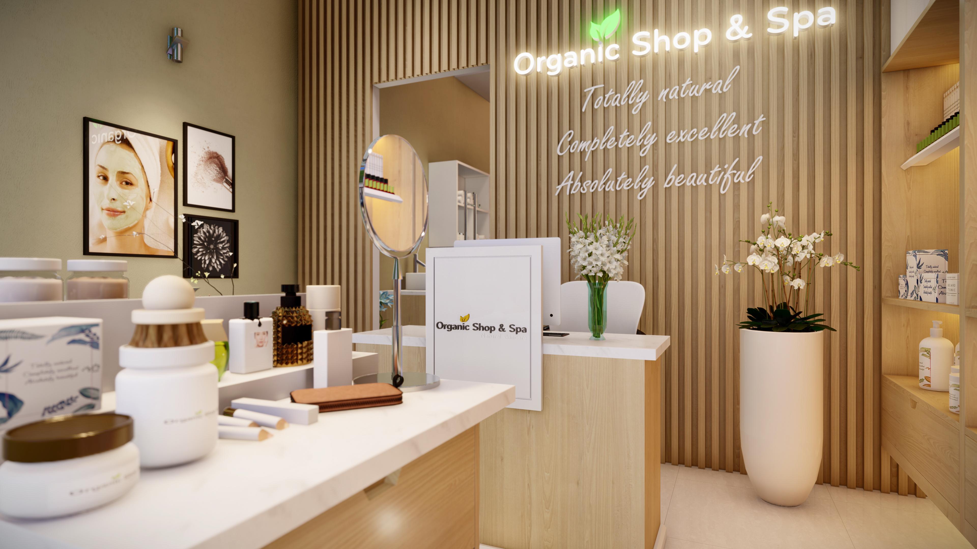 Thiết kế nội thất Spa tại Hồ Chí Minh HCM.MRGIANG-SHOP&SPA 1590203831 4