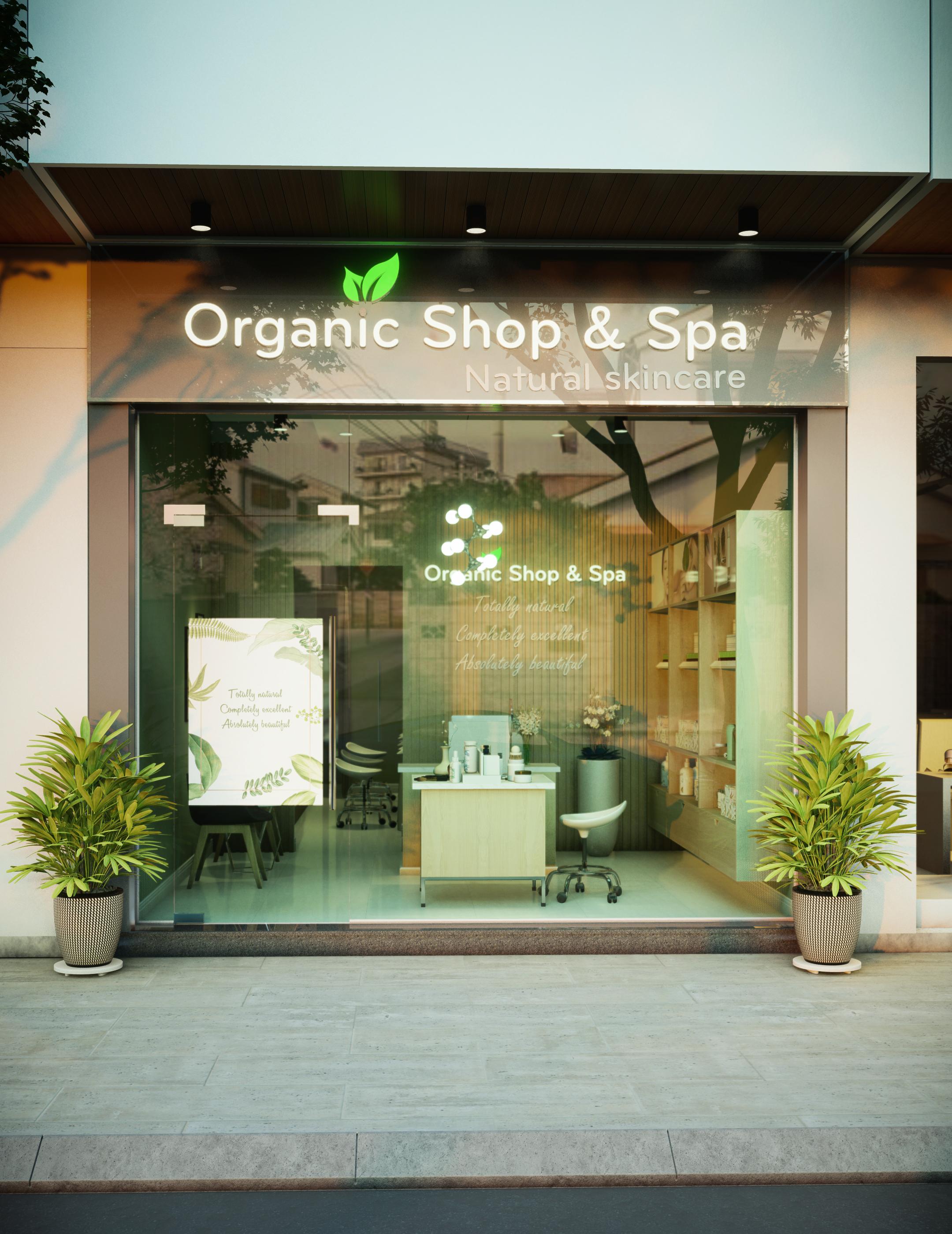 Thiết kế nội thất Spa tại Hồ Chí Minh HCM.MRGIANG-SHOP&SPA 1590203837 11