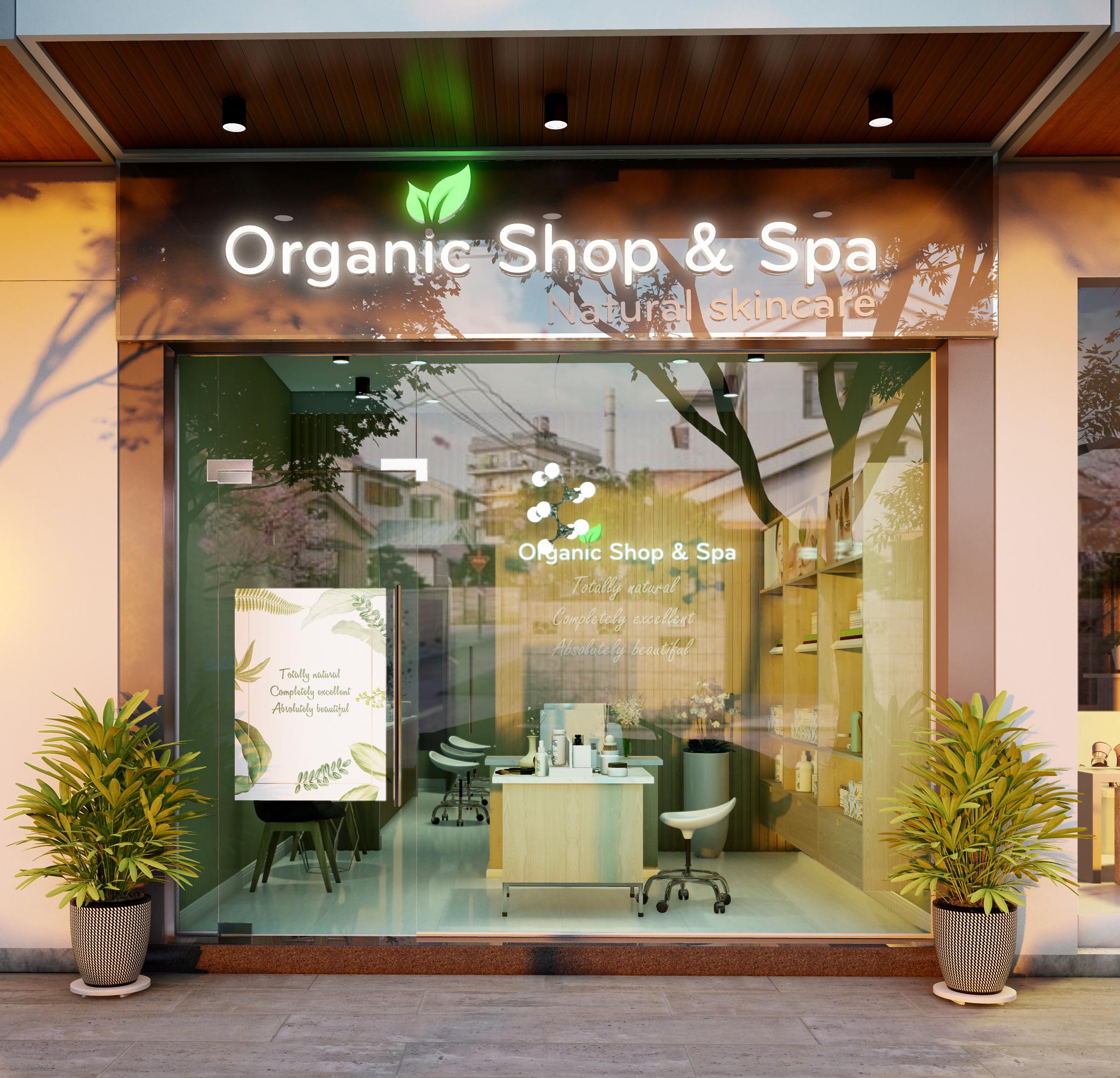 Thiết kế nội thất Spa tại Hồ Chí Minh HCM.MRGIANG-SHOP&SPA 1590203840 0