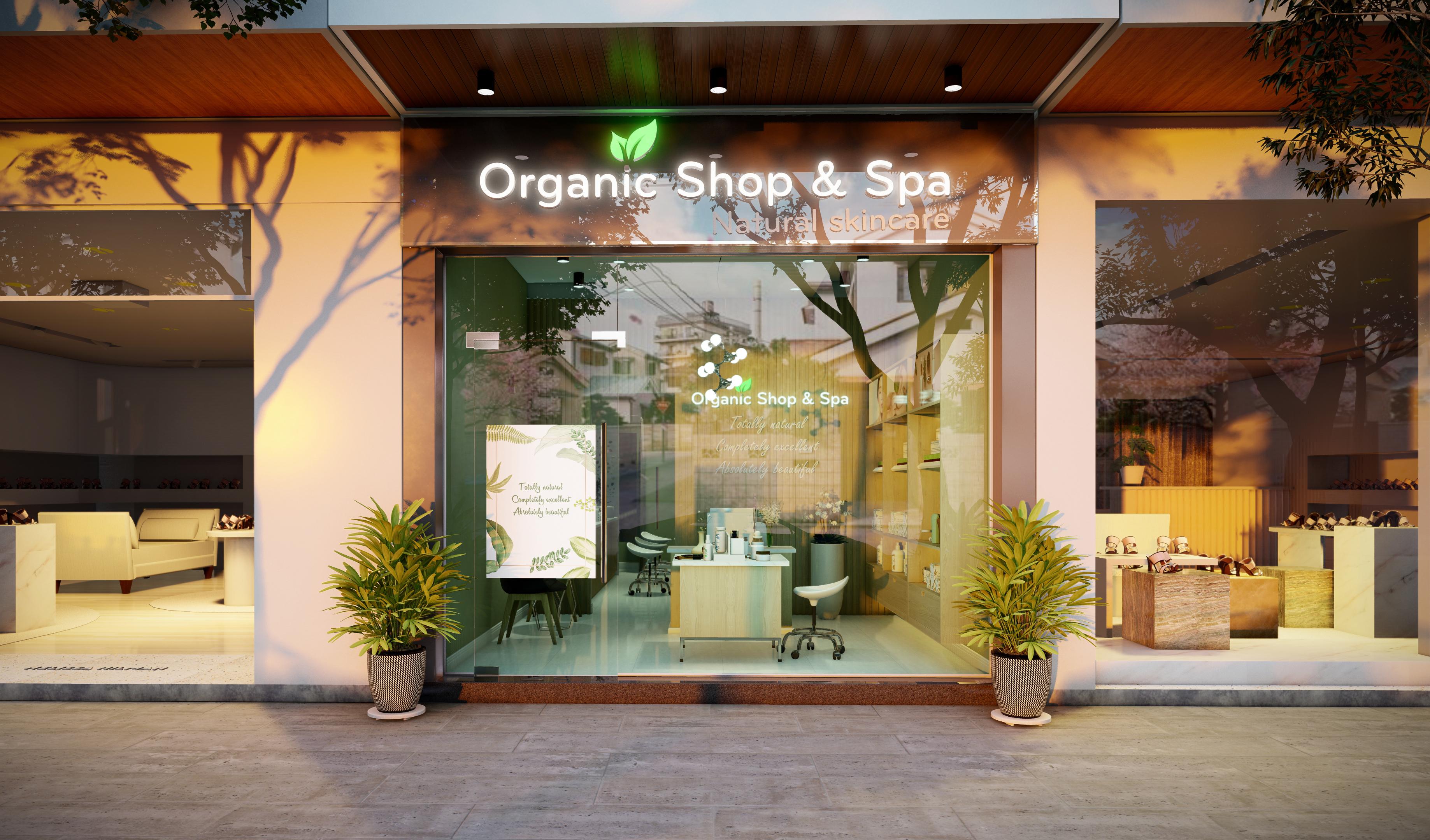 Thiết kế nội thất Spa tại Hồ Chí Minh HCM.MRGIANG-SHOP&SPA 1590203840 15