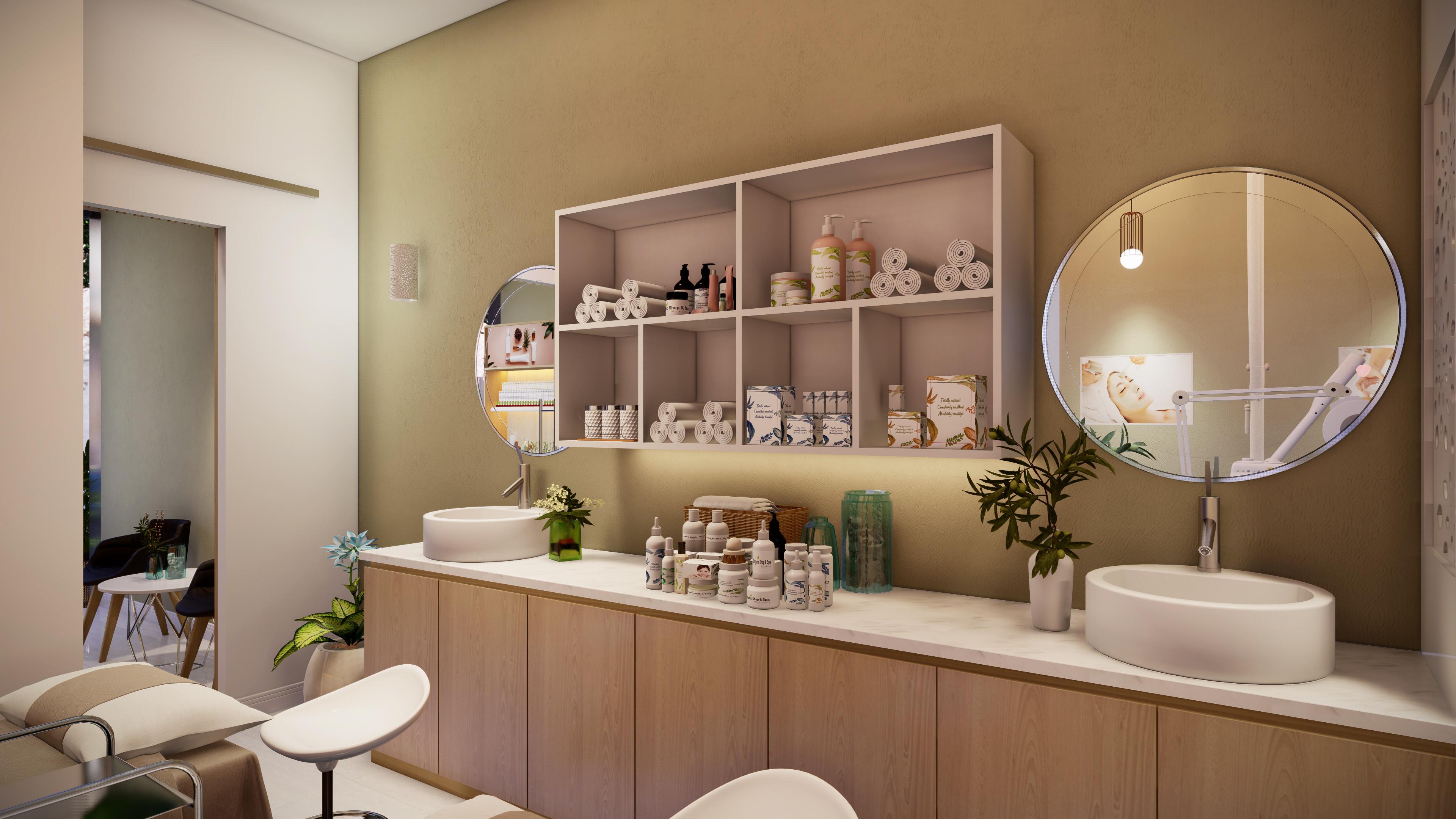 Thiết kế nội thất Spa tại Hồ Chí Minh HCM.MRGIANG-SHOP&SPA 1590203841 14