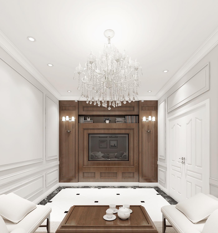 Thiết kế nội thất Chung Cư tại Hà Nội Apartment NGĐ 1580891566 3