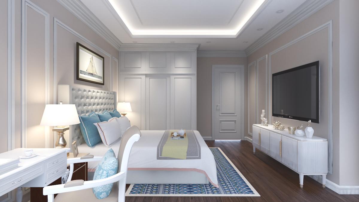 Thiết kế nội thất Chung Cư tại Hà Nội Apartment NGĐ 1580891566 4