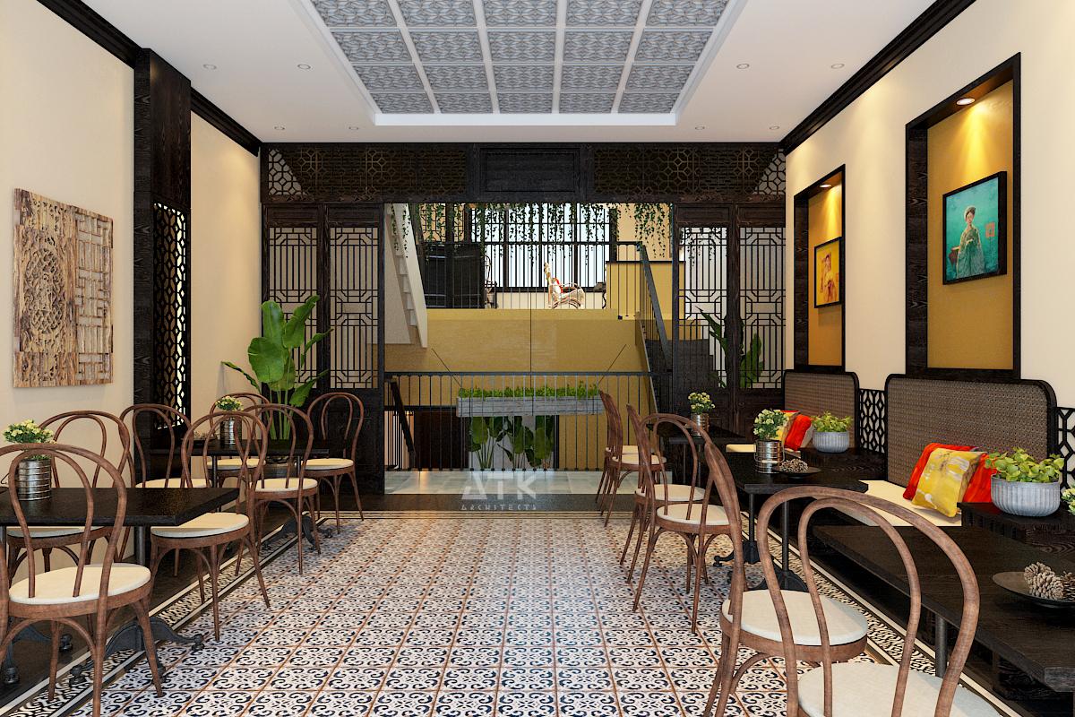 thiết kế nội thất Cafe tại Hà Nội Tiệm bánh & cà phê Fresh Garden 5 1549904420