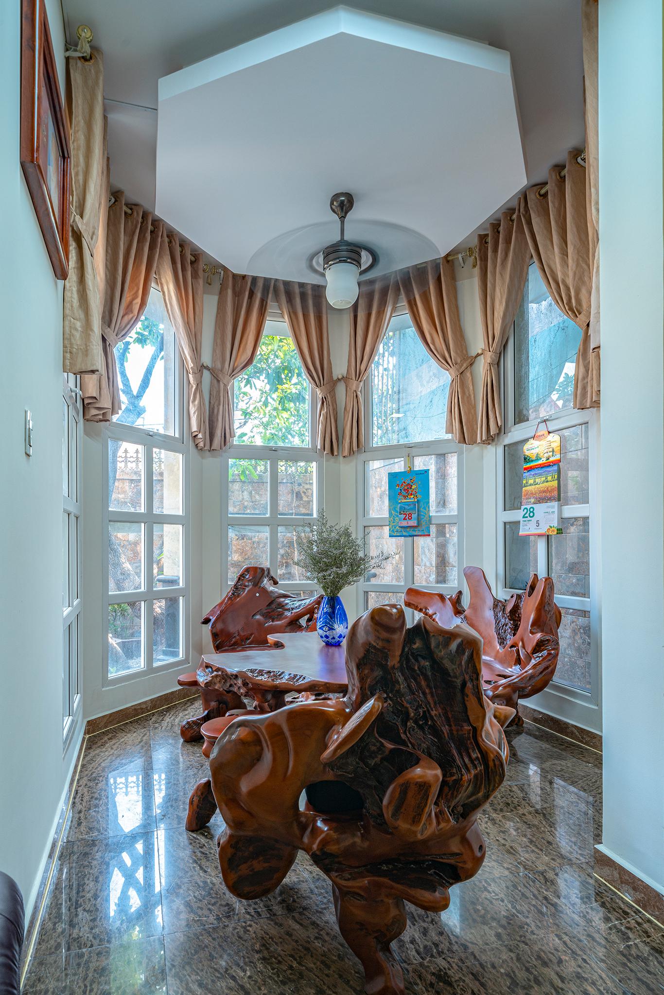 Thiết kế Biệt Thự tại Hồ Chí Minh CẢI TẠO BIỆT THỰ - BÌNH TÂN 1585443085 3