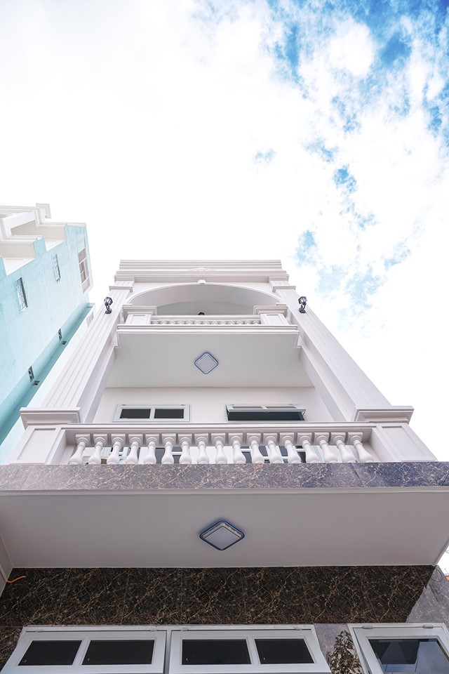 thiết kế Nhà 2 tầng tại Hồ Chí Minh NHÀ PHỐ KẾT HỢP  2 1563597718