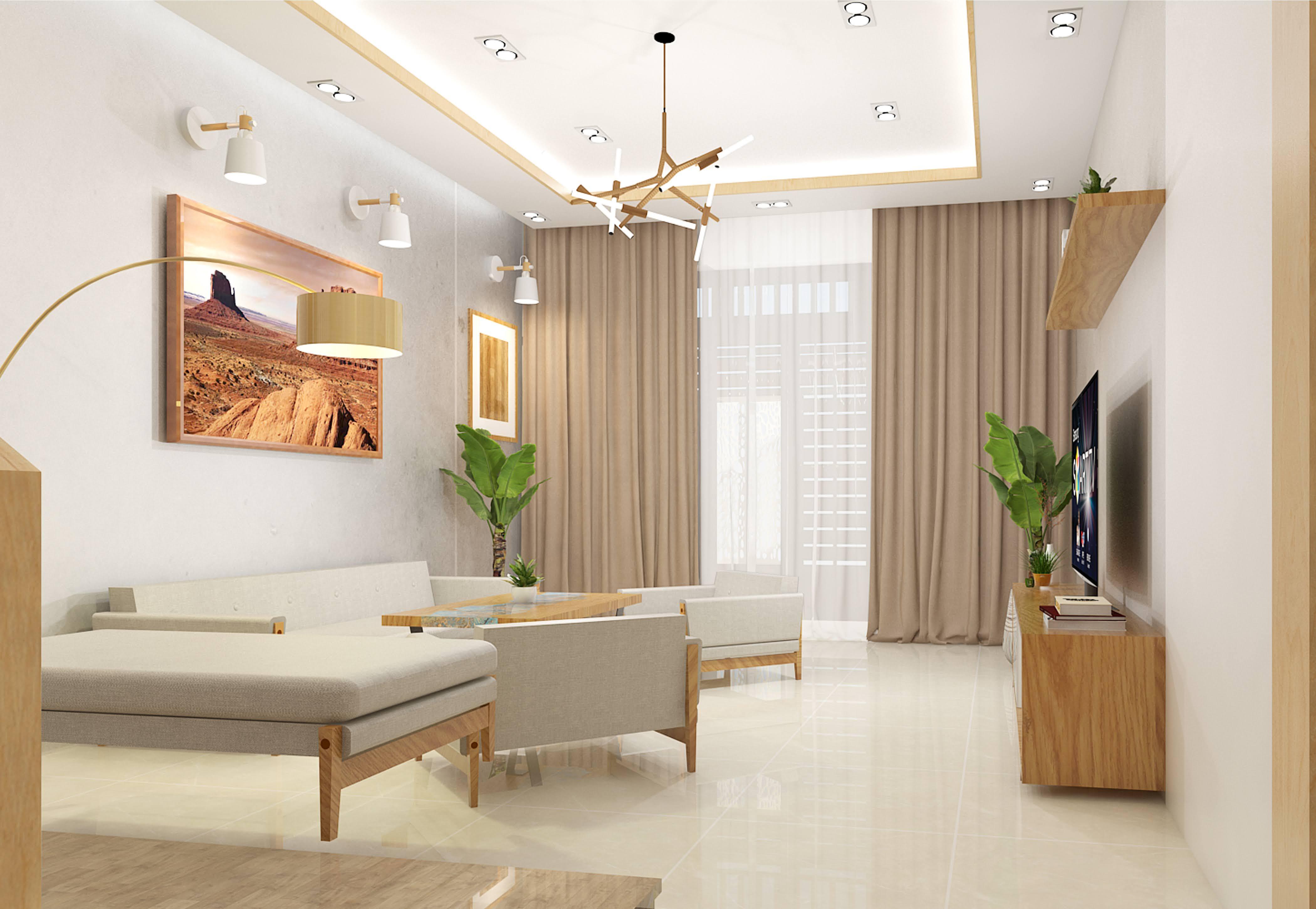 Thiết kế nội thất Nhà Mặt Phố tại Bình Thuận INTERIOR Mr.THANH I PHAN THIET 1582559446 1