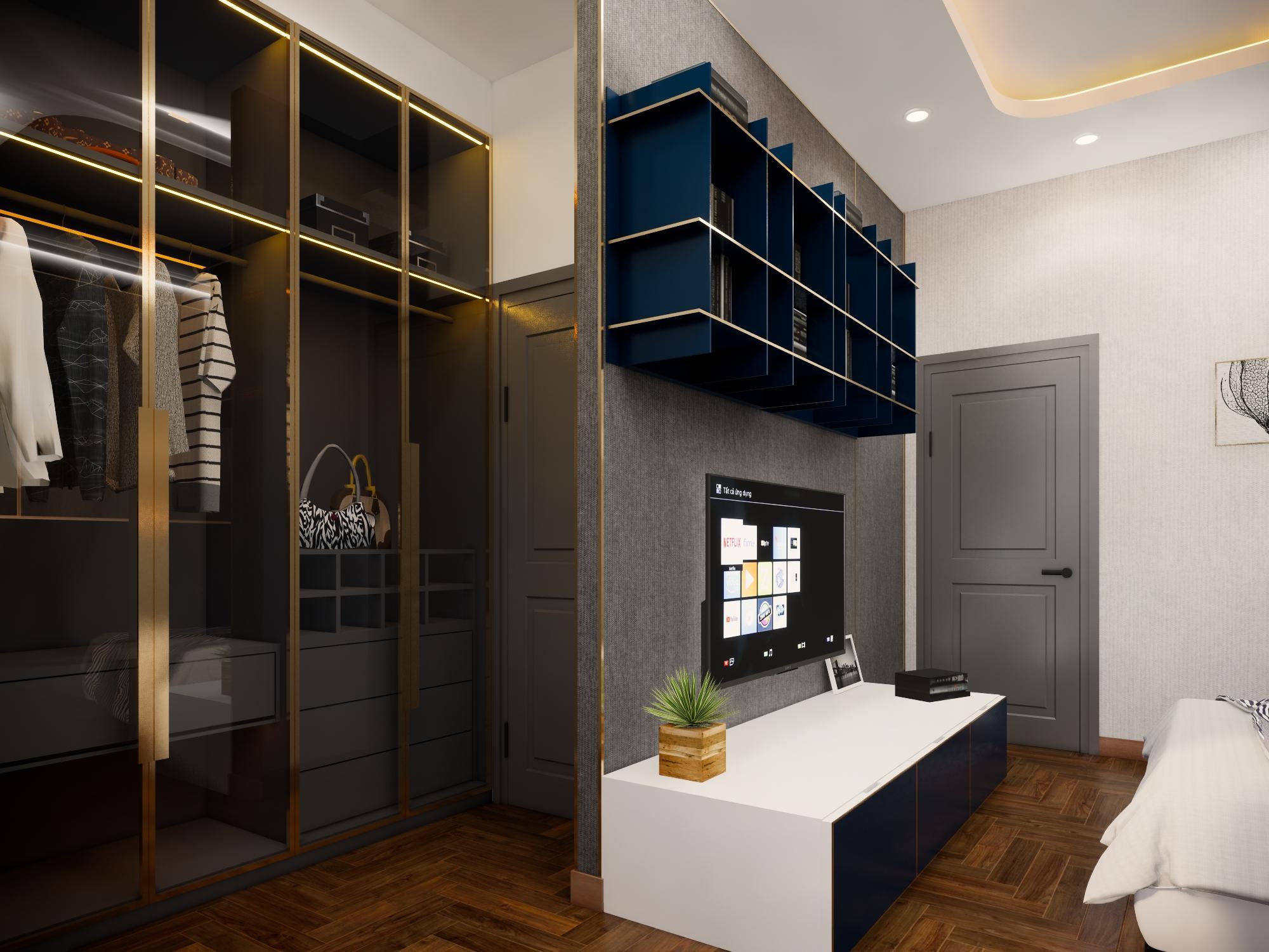 Thiết kế nội thất Nhà tại Bình Thuận NHÀ PHỐ I TRẦN THỊ PHƯƠNG LAN 1574139985 13
