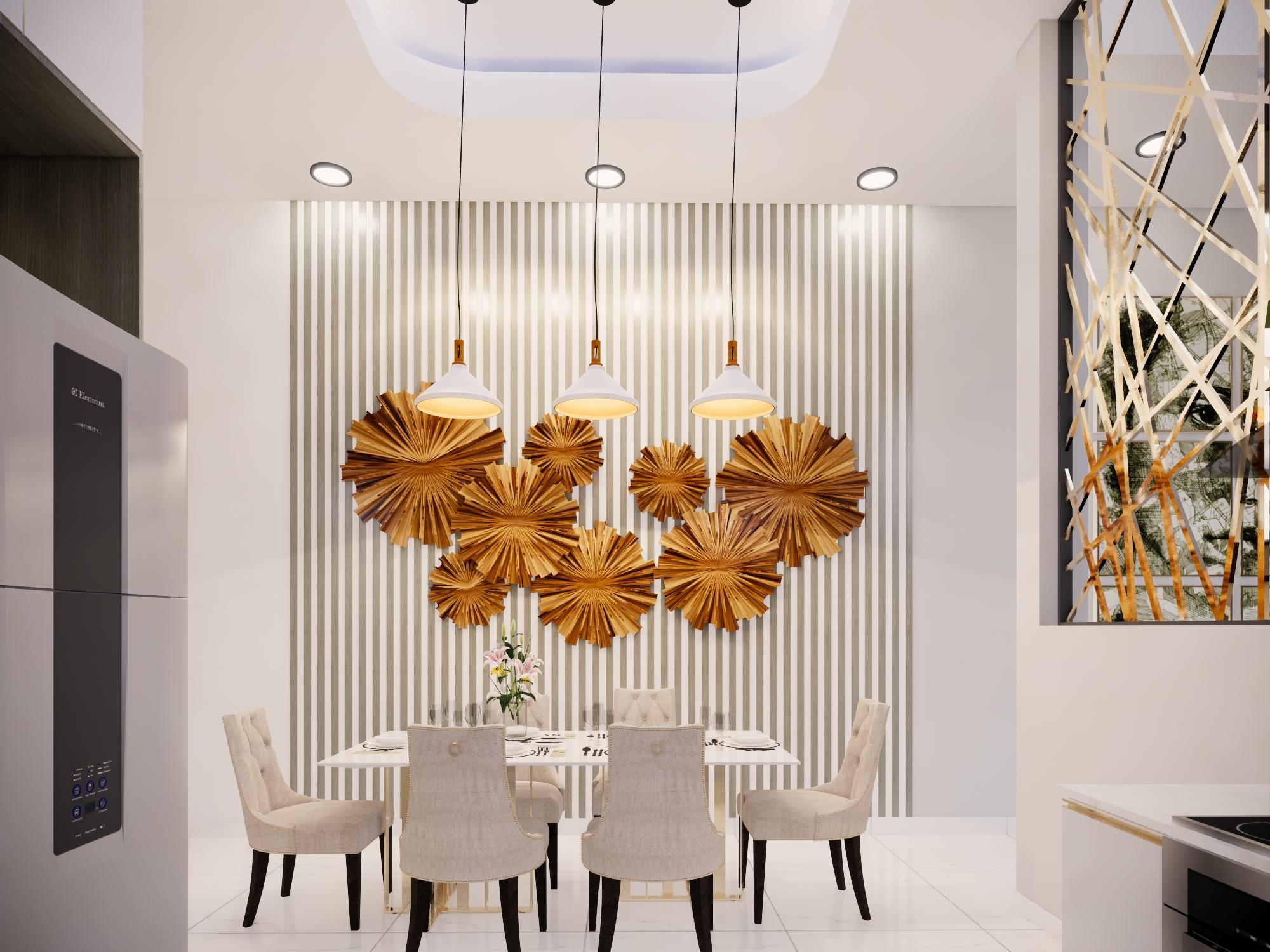 Thiết kế nội thất Nhà tại Bình Thuận NHÀ PHỐ I TRẦN THỊ PHƯƠNG LAN 1574139985 4