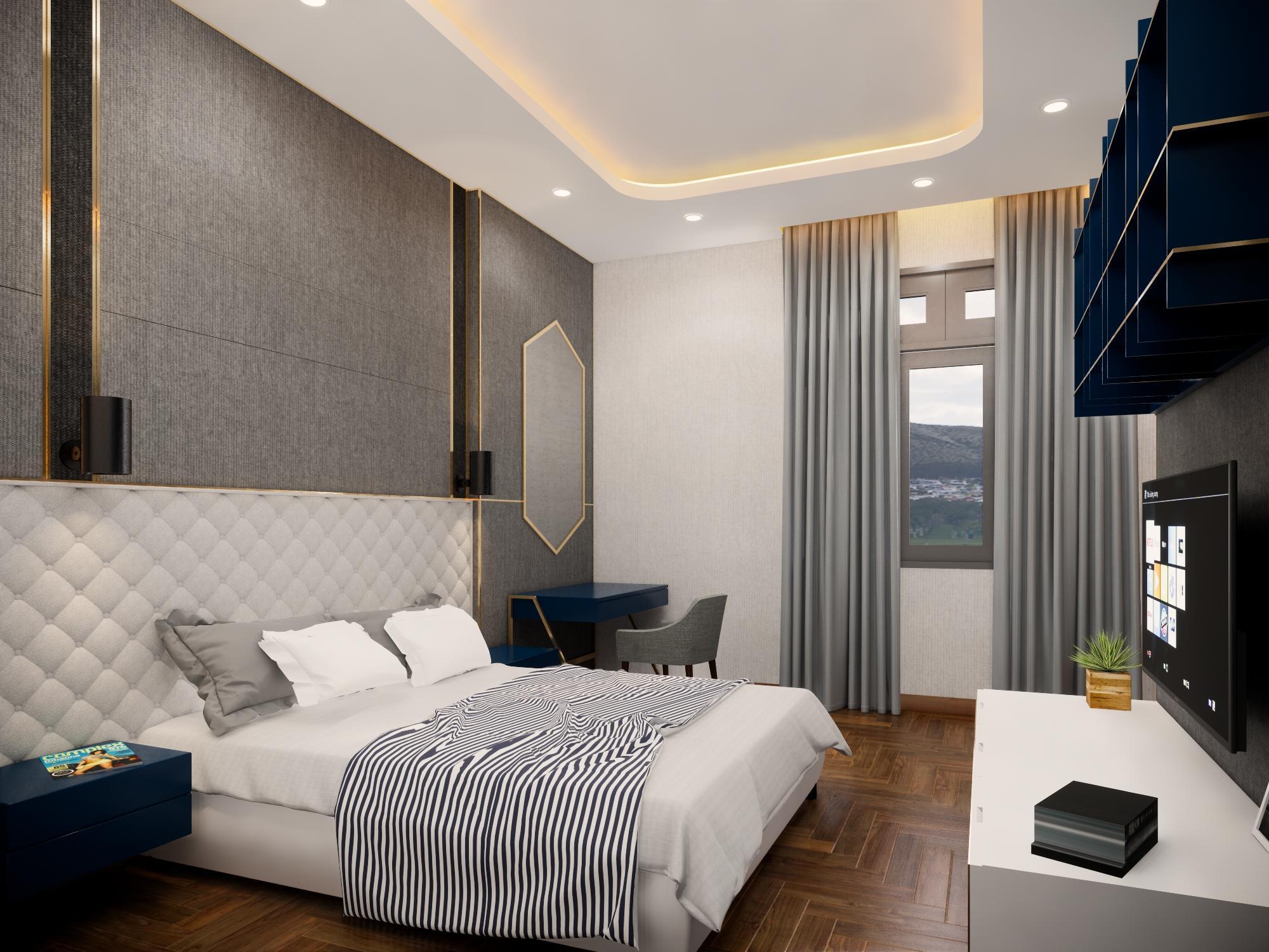 Thiết kế nội thất Nhà tại Bình Thuận NHÀ PHỐ I TRẦN THỊ PHƯƠNG LAN 1574139985 7