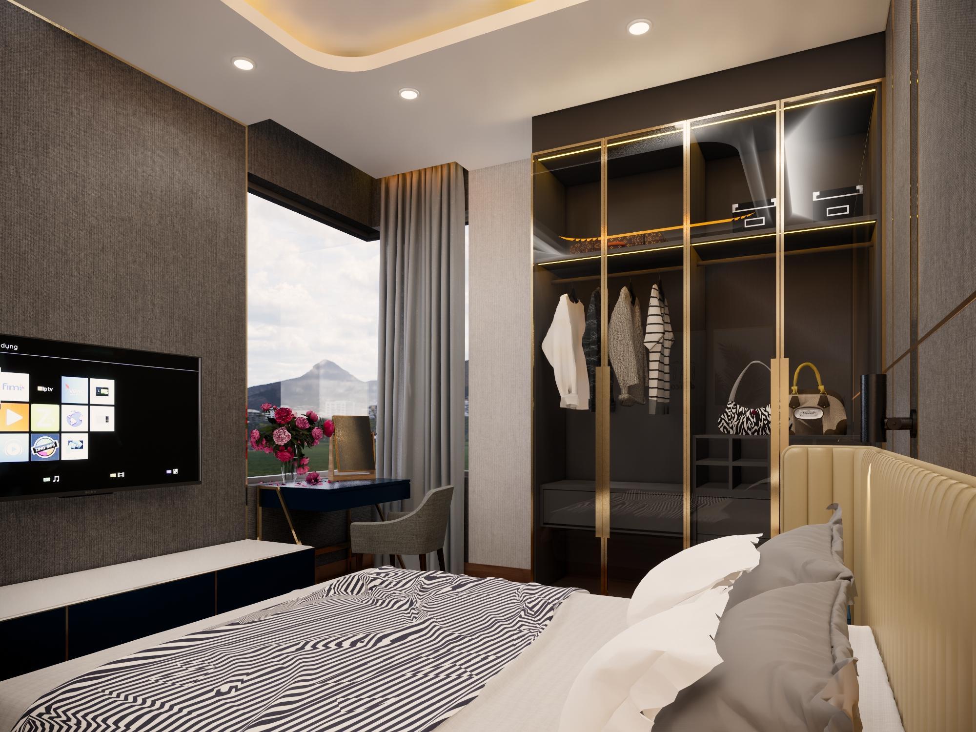 Thiết kế nội thất Nhà tại Bình Thuận NHÀ PHỐ I TRẦN THỊ PHƯƠNG LAN 1574139985 8