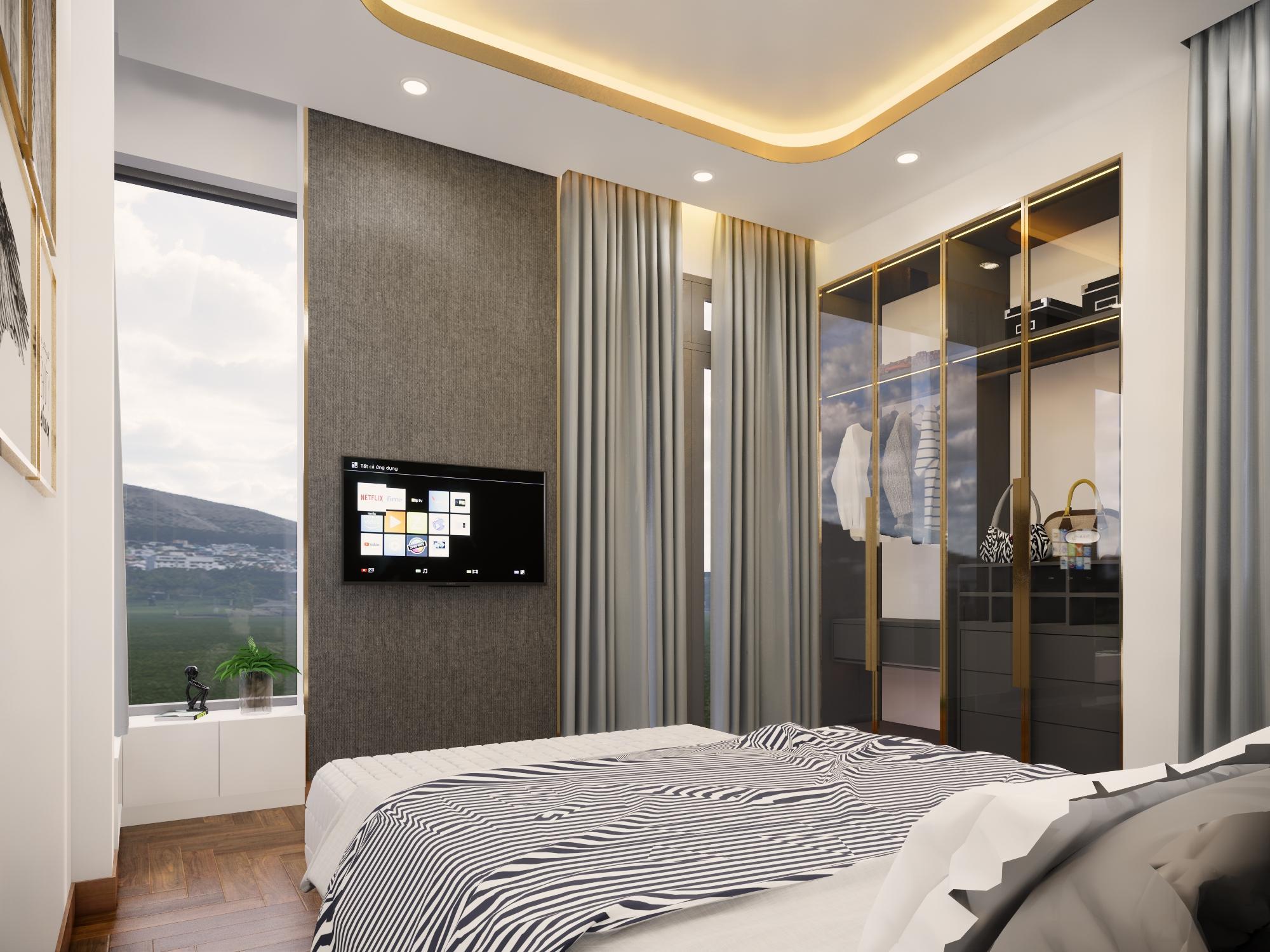 Thiết kế nội thất Nhà tại Bình Thuận NHÀ PHỐ I TRẦN THỊ PHƯƠNG LAN 1574139985 9