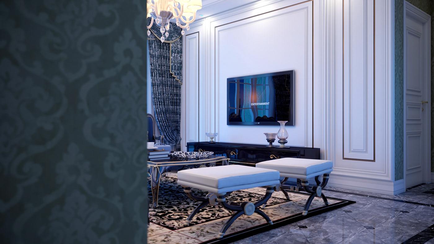 thiết kế nội thất Biệt Thự tại Hồ Chí Minh Biệt Thự Luxury Collection 3 1 1536742768