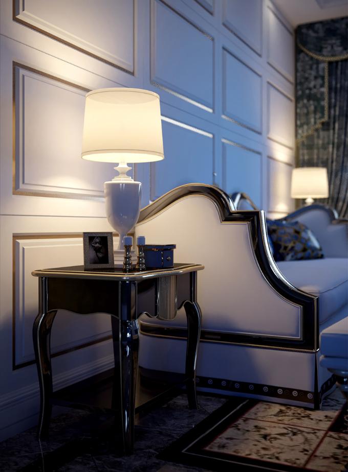 thiết kế nội thất Biệt Thự tại Hồ Chí Minh Biệt Thự Luxury Collection 3 2 1536742780